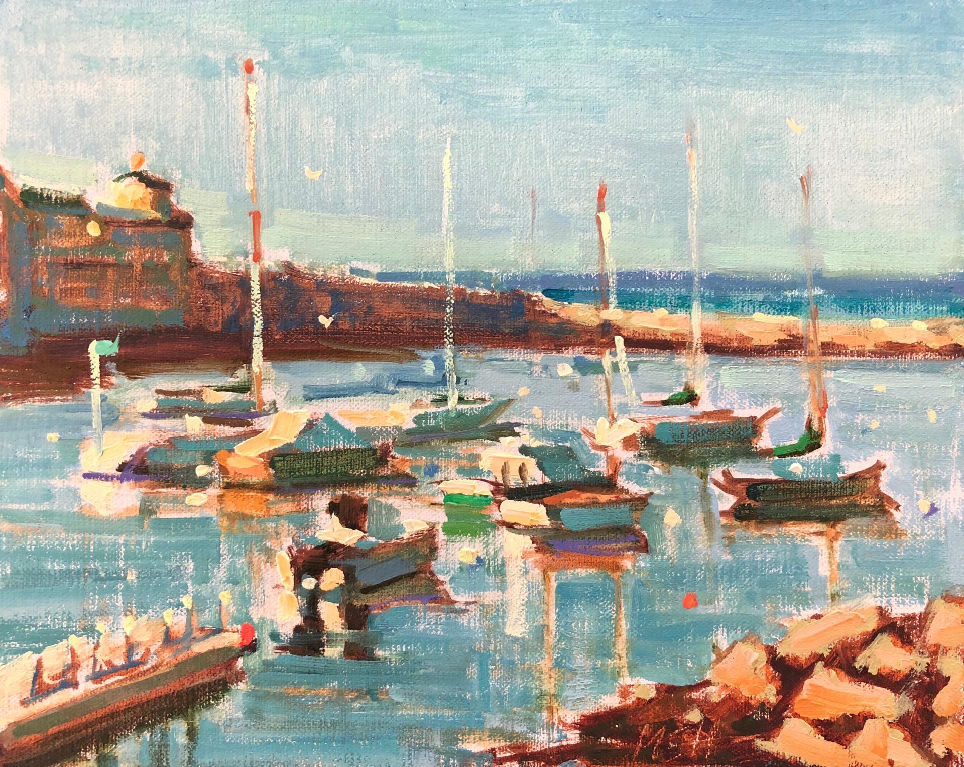 Safe Harbor by Marjorie Hicks