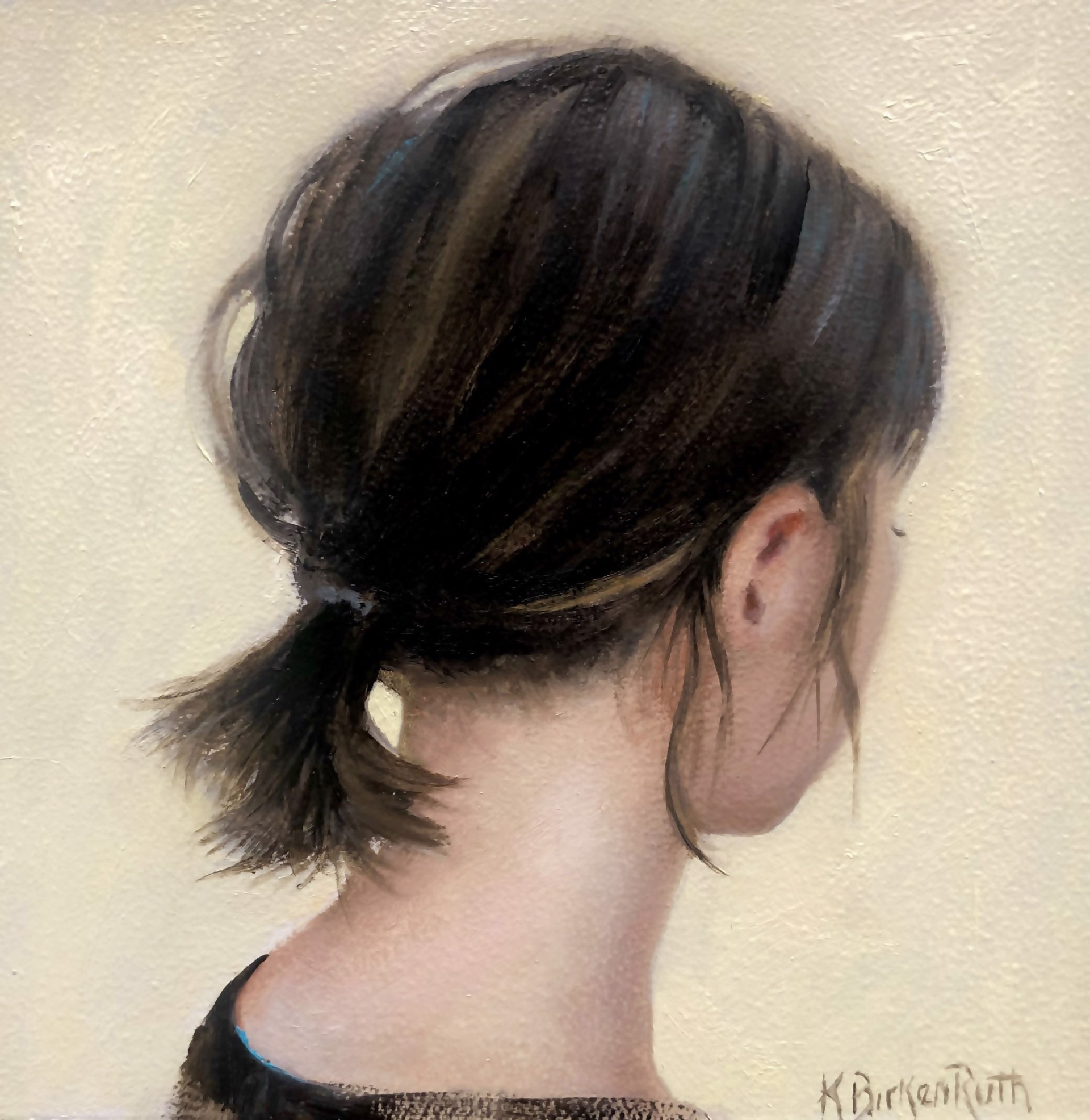 Ponytail by Kelly Birkenruth