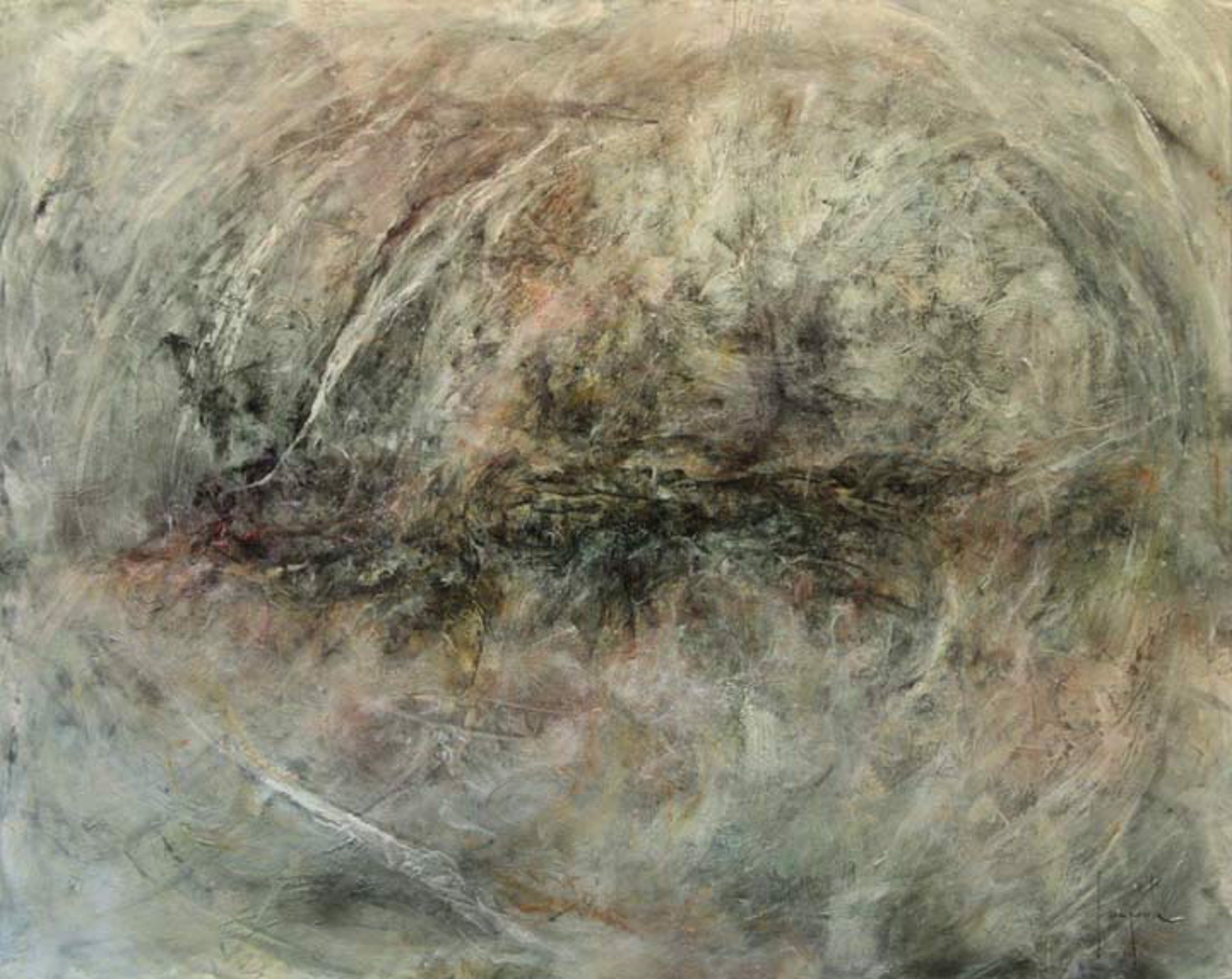 Drifting Into The Silence by Dario Campanile