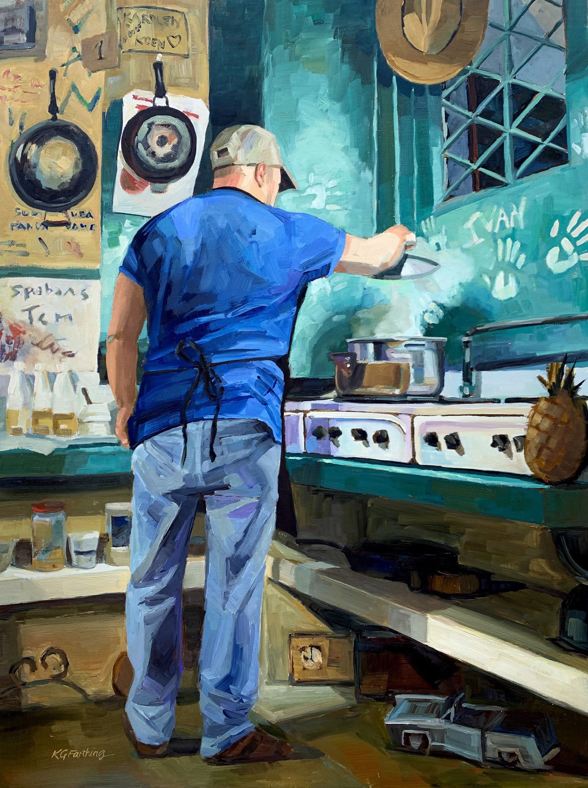 Somas Cuba by Kathleen Gray Farthing