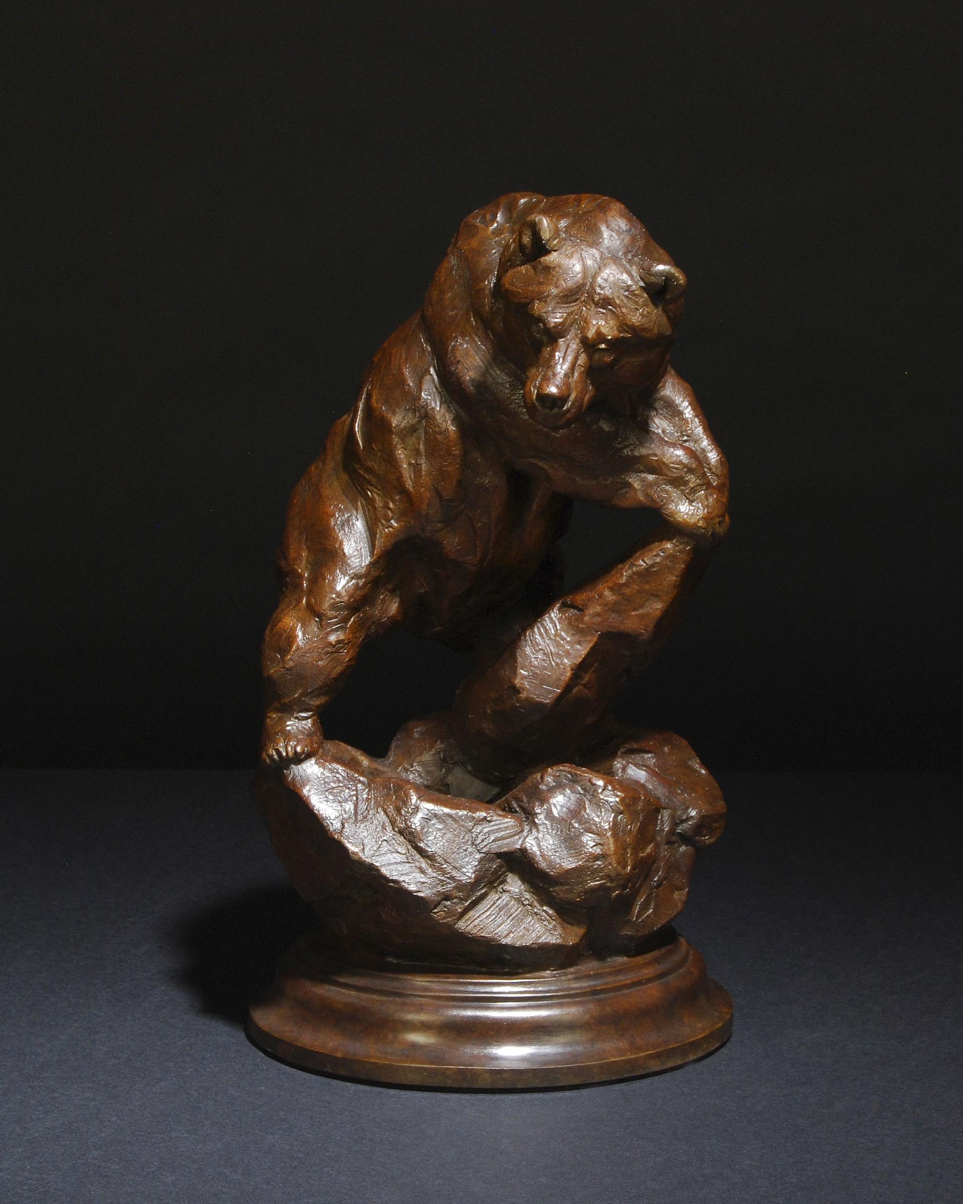 Marmot Hunter (Bear) by Tim Shinabarger
