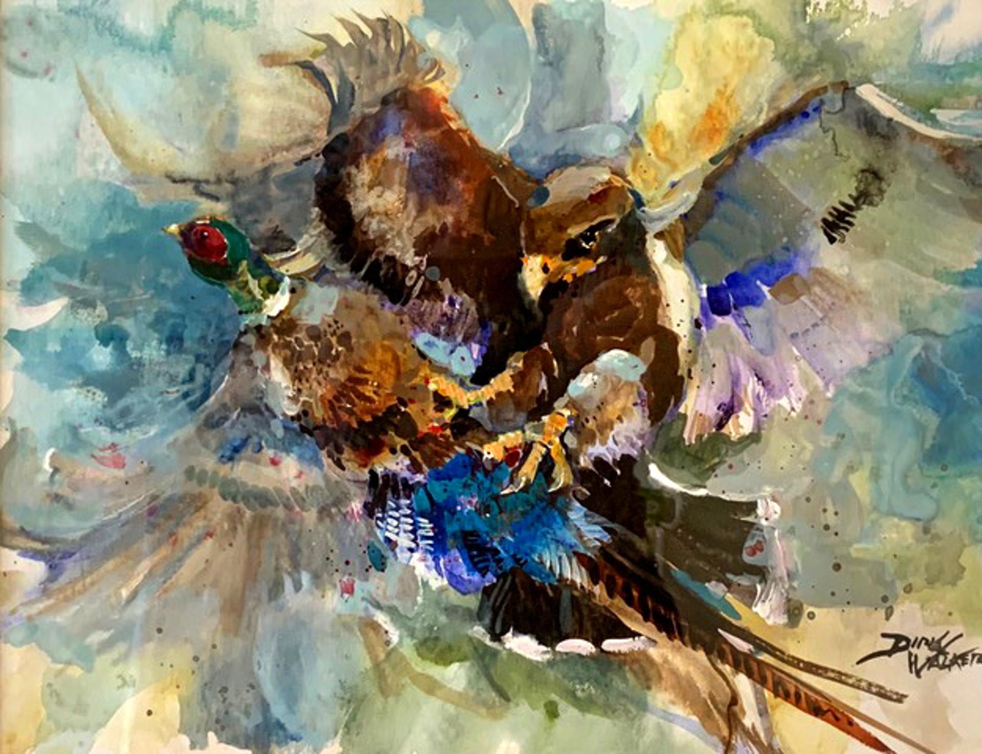Fury & Feathers by Dirk Walker