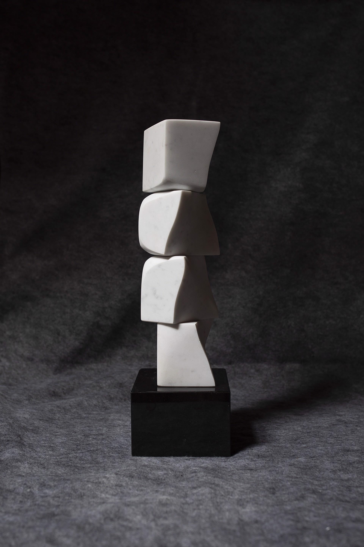 Composition in Cubes I by Steven Lustig