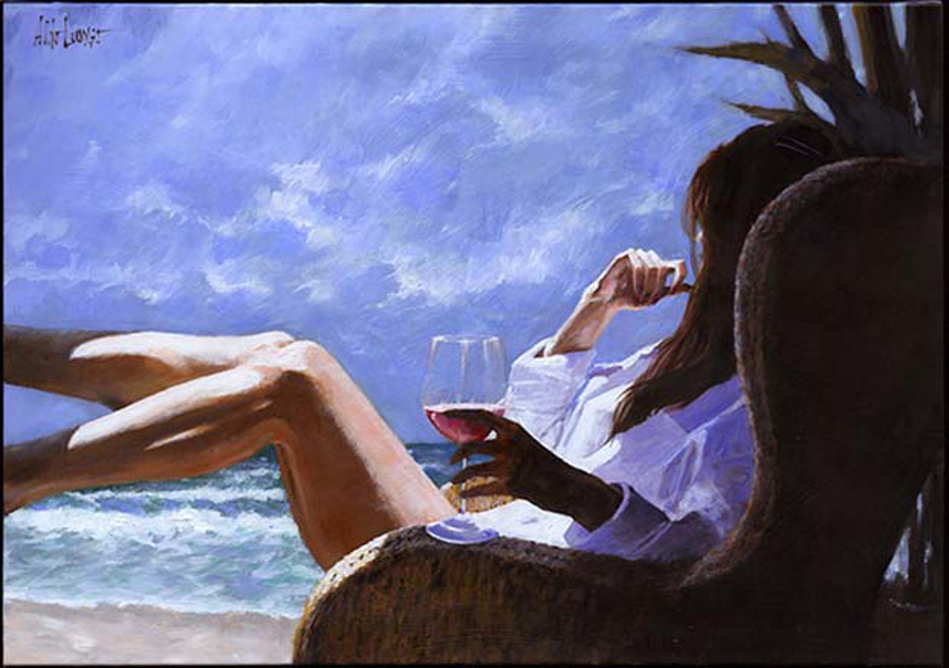 La Vie En Rose by Aldo Luongo