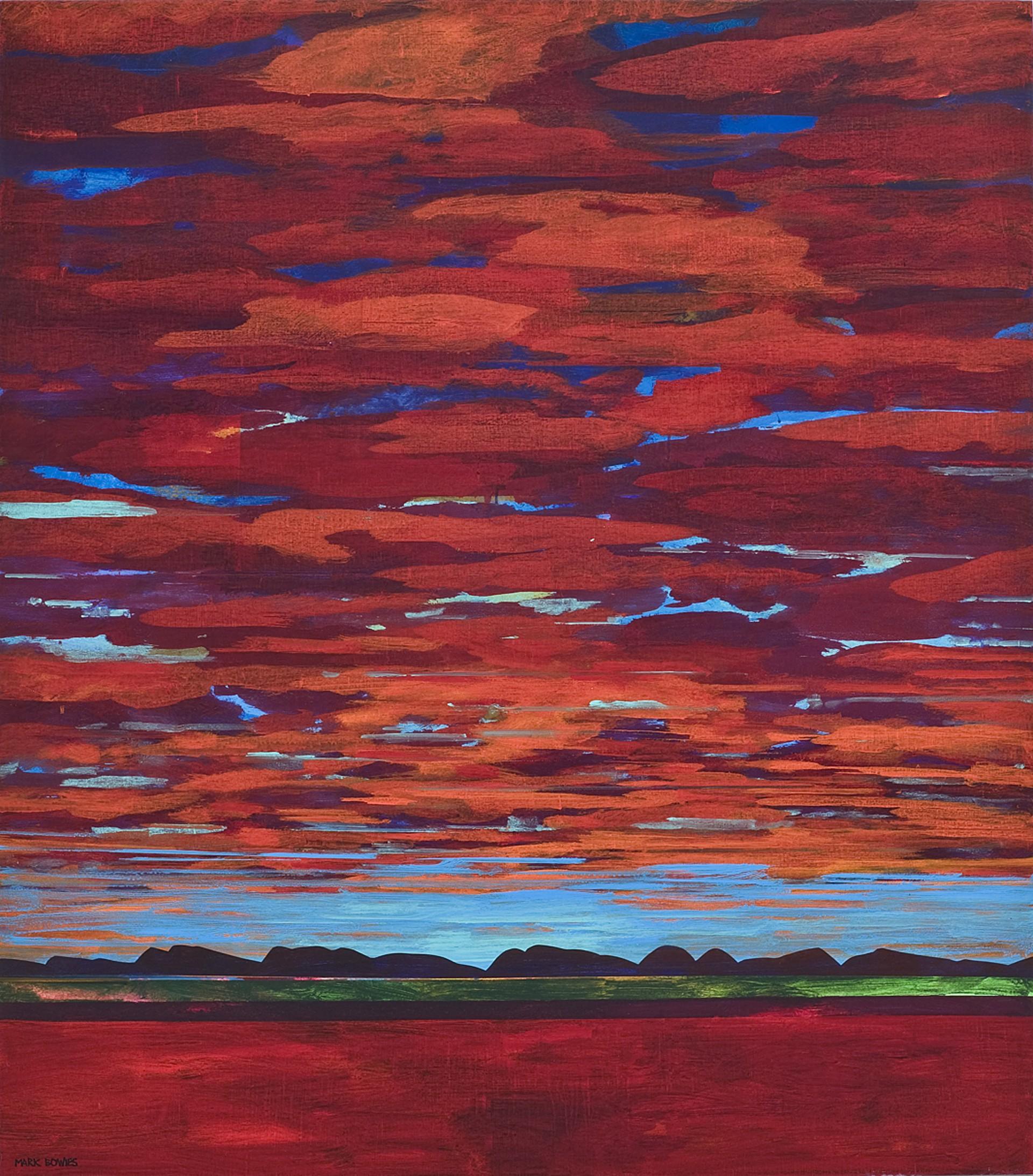 Western Sky by Mark Bowles