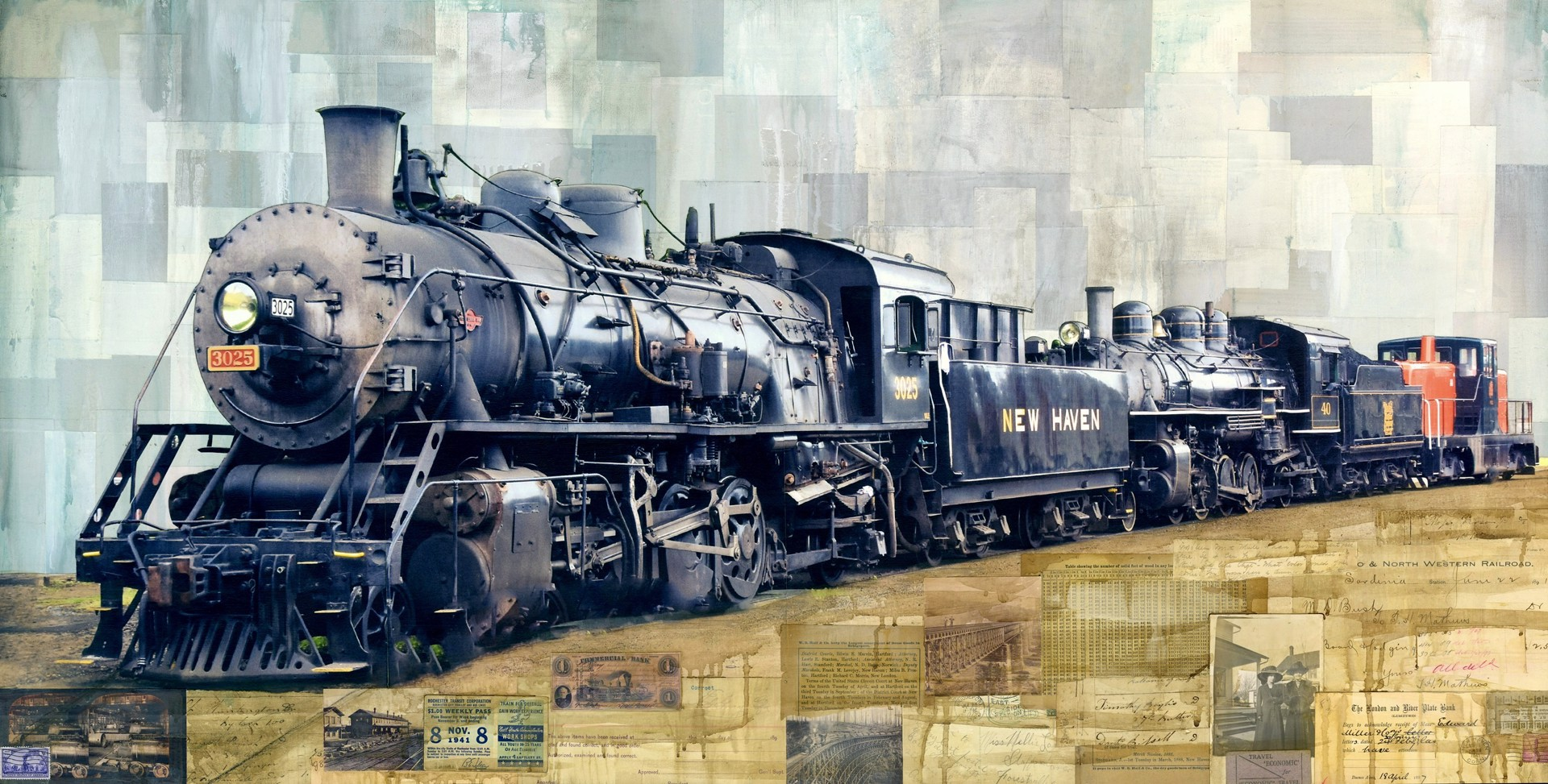 Double Steam  by JC Spock