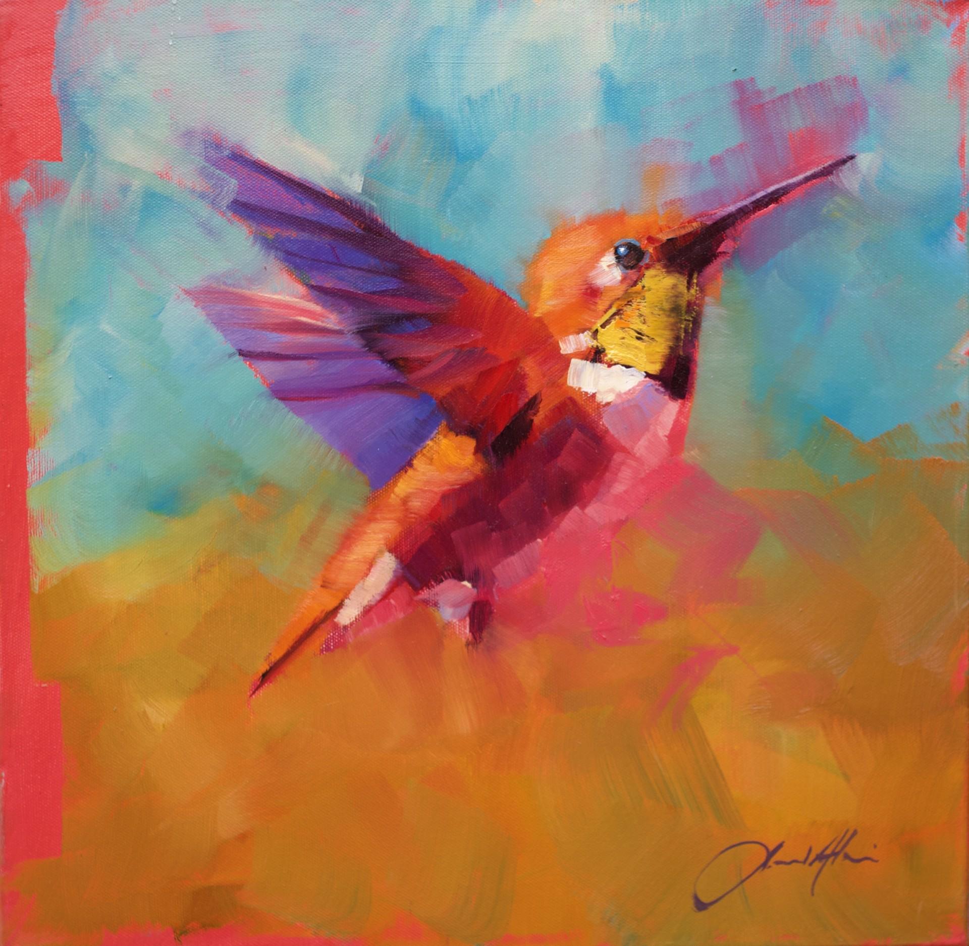 Hummingbird XII by Jamel Akib