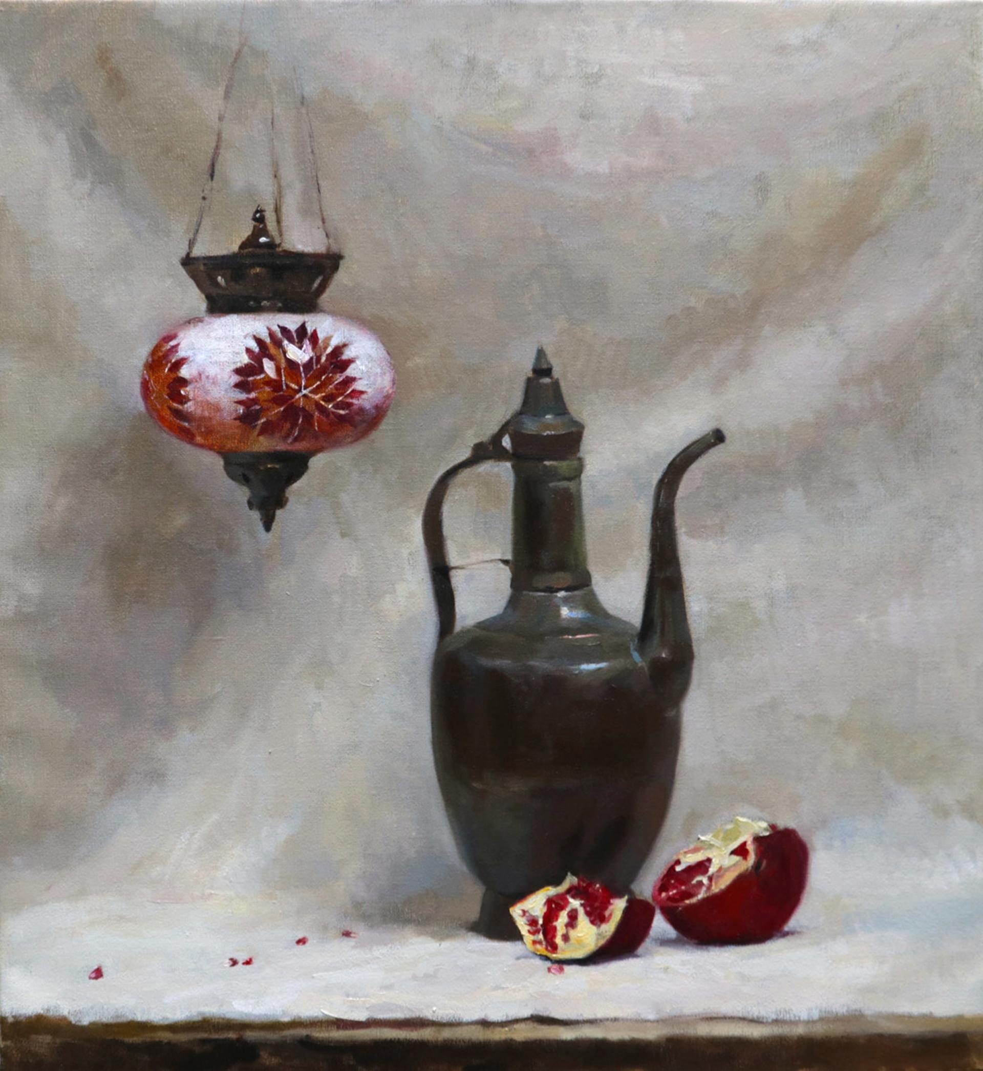 Moroccan Corner by Tanvi Pathare