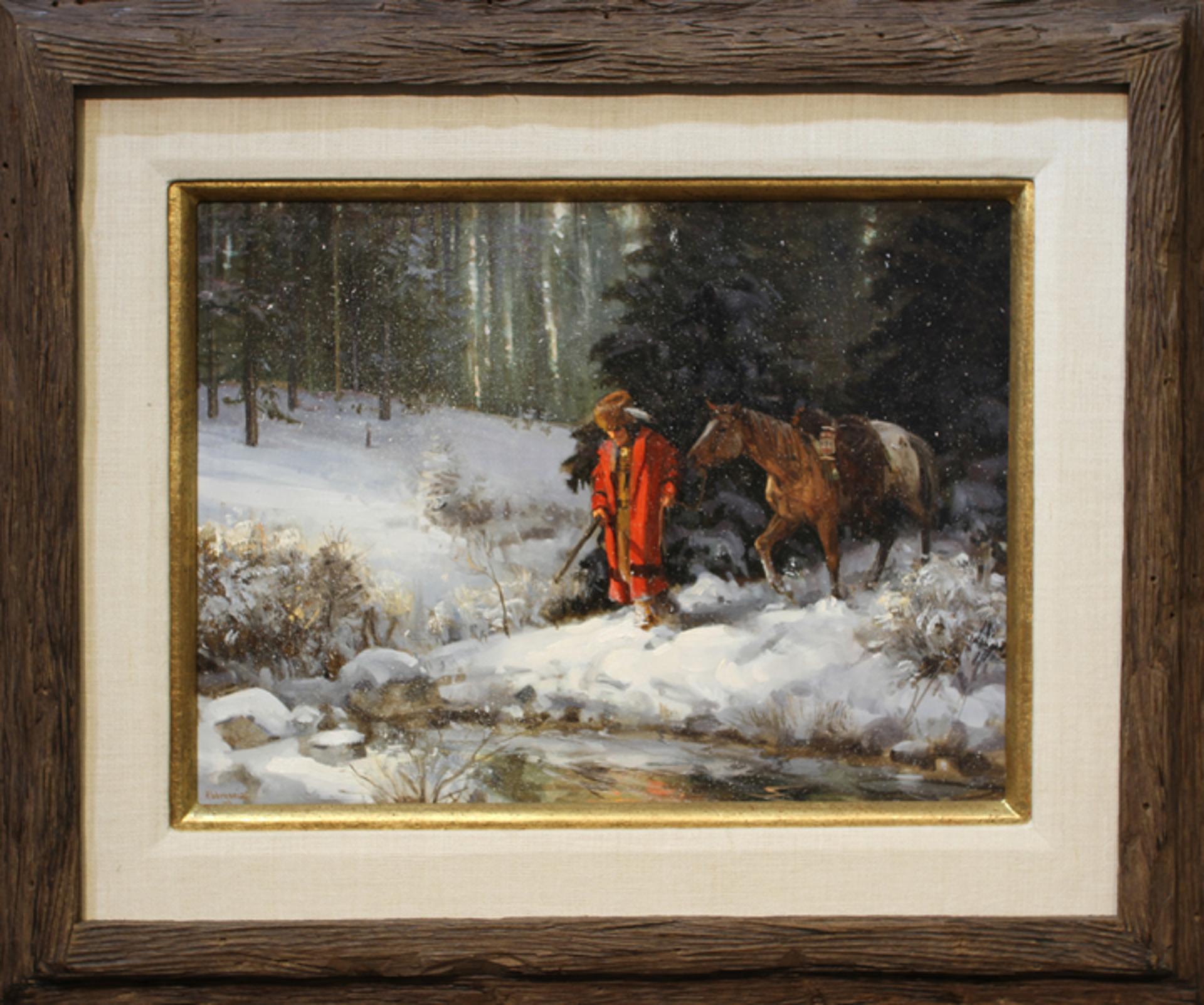 A Fresh Snow by Joe Abbrescia