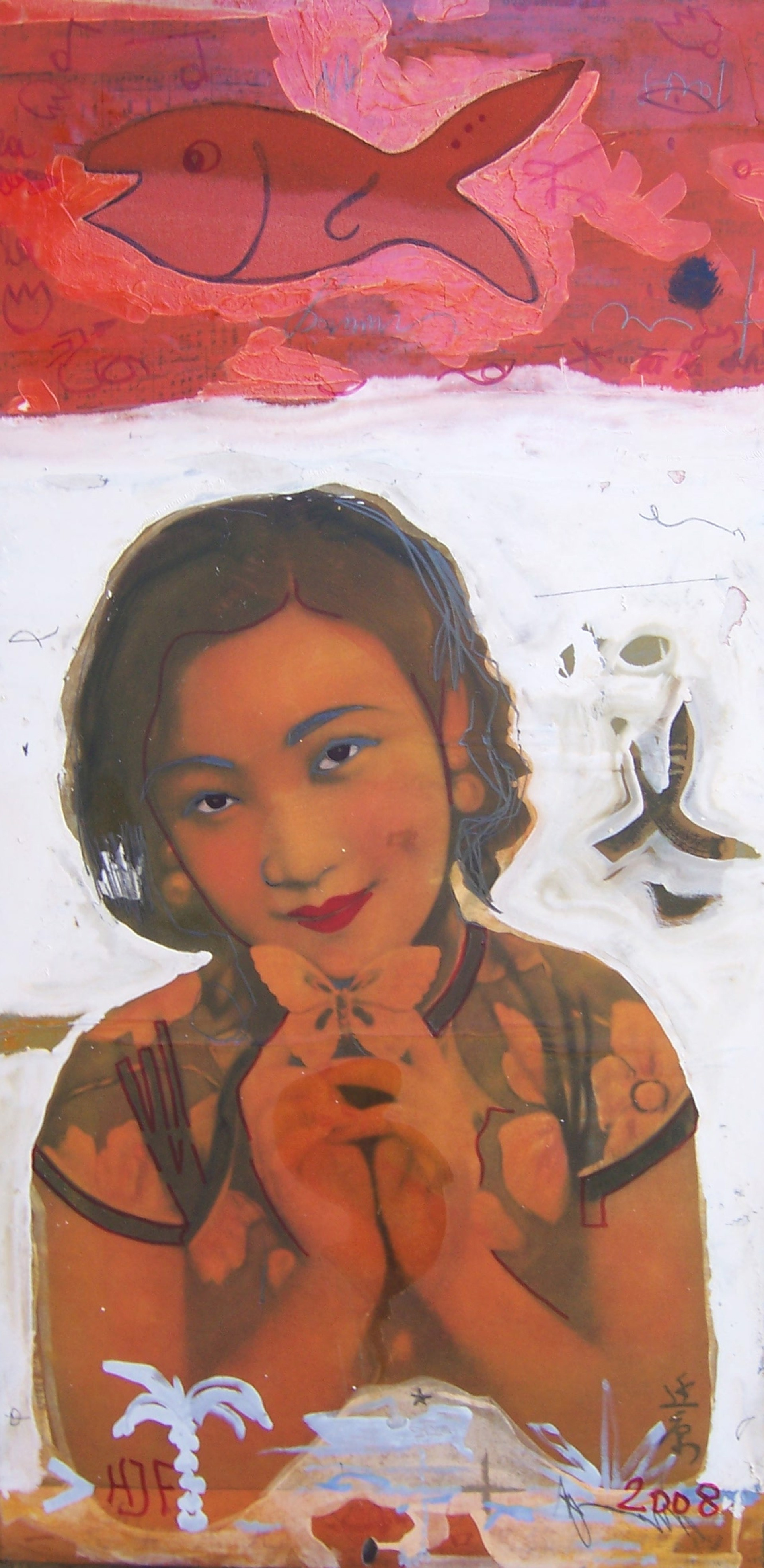 China Girl by Hans Joerg Fuerpass