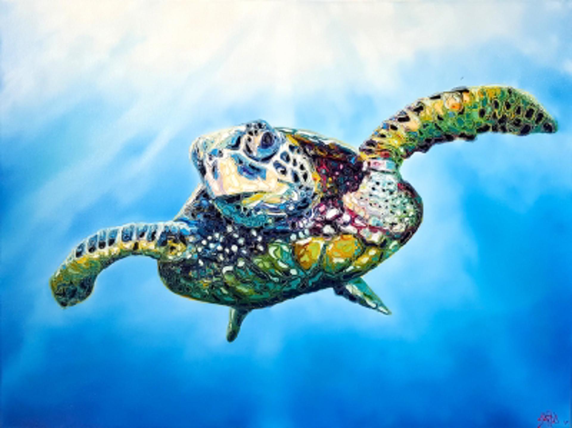 Diving In by Bradley Gordon
