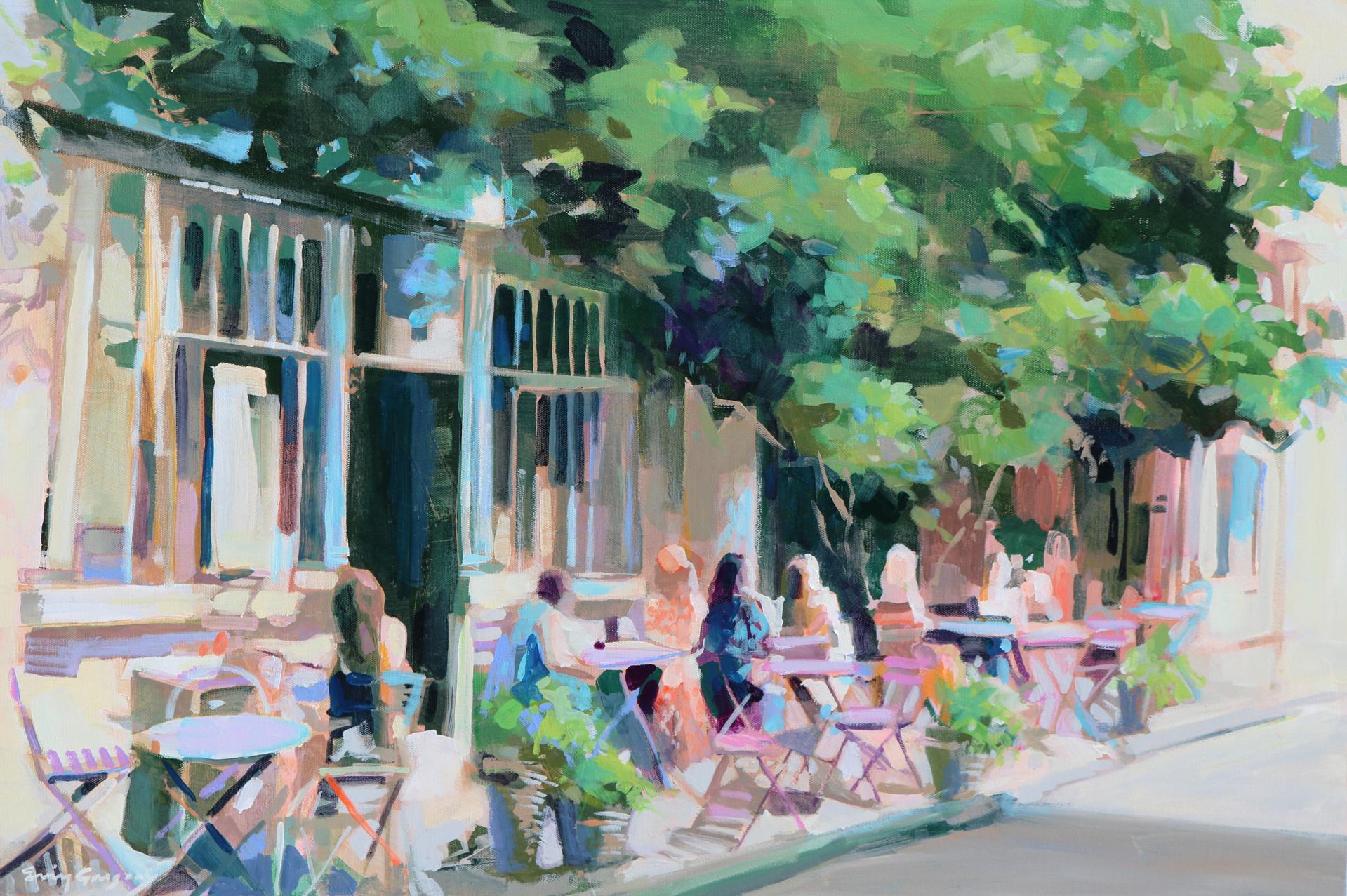 Dejeuner 3 by Erin Gregory
