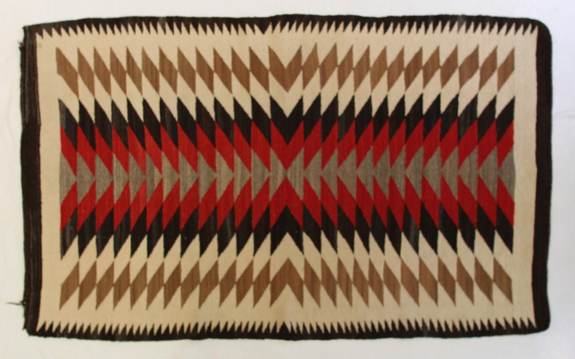 Navajo Rug #5 by Navajo Weavings