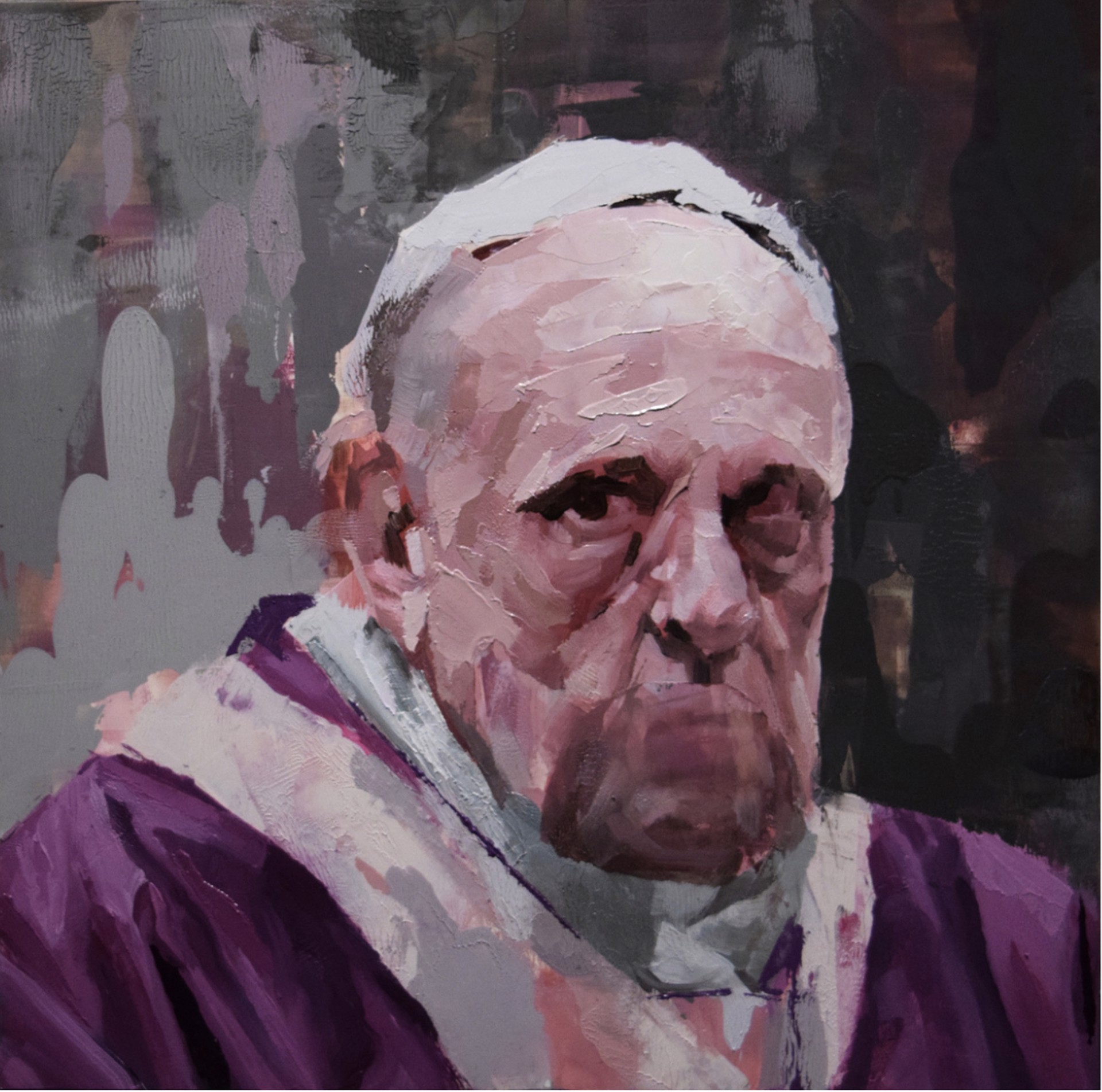 Pope Francis by Tony Havrilla