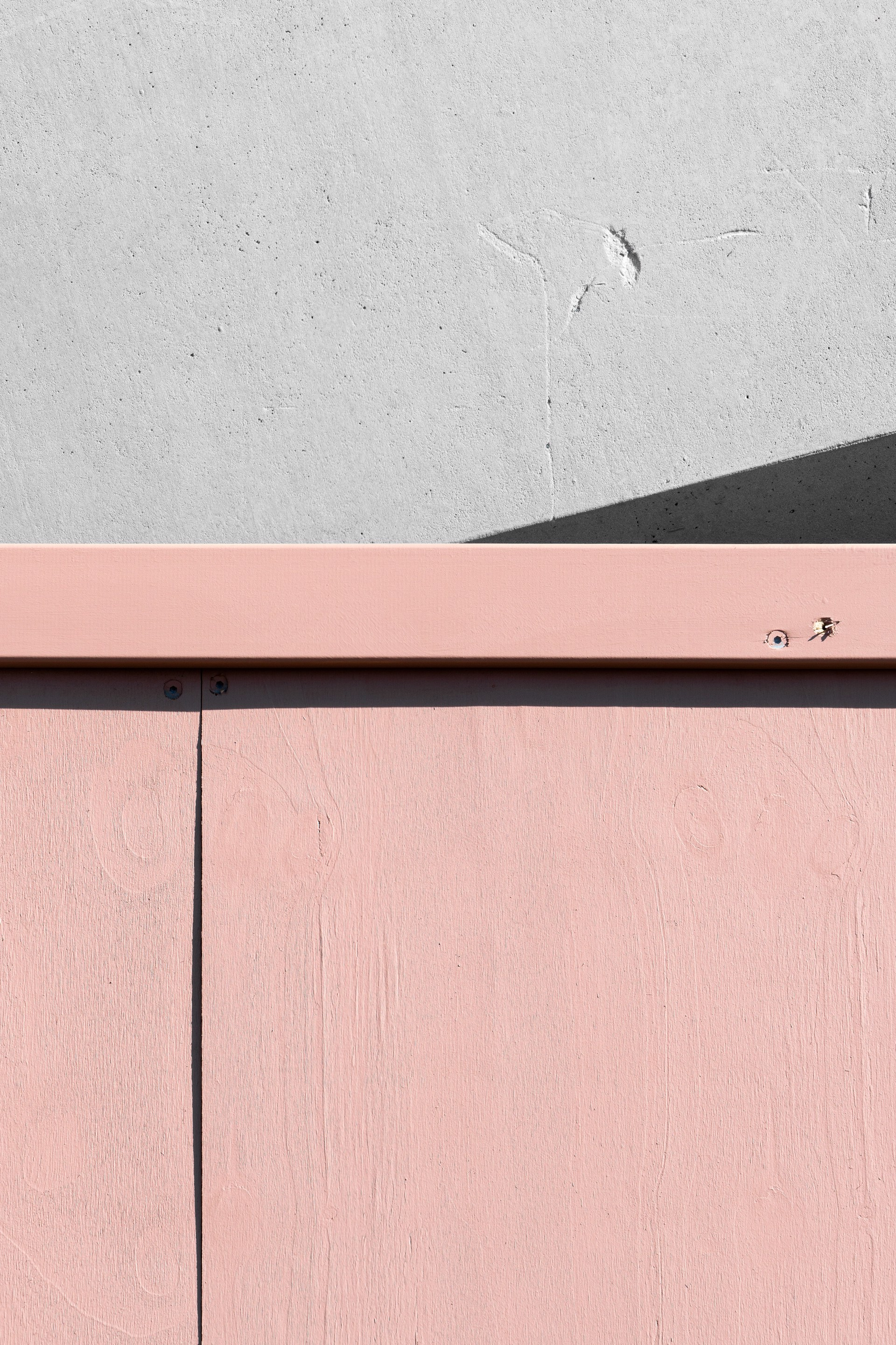 Pink and Grey by Jon Setter