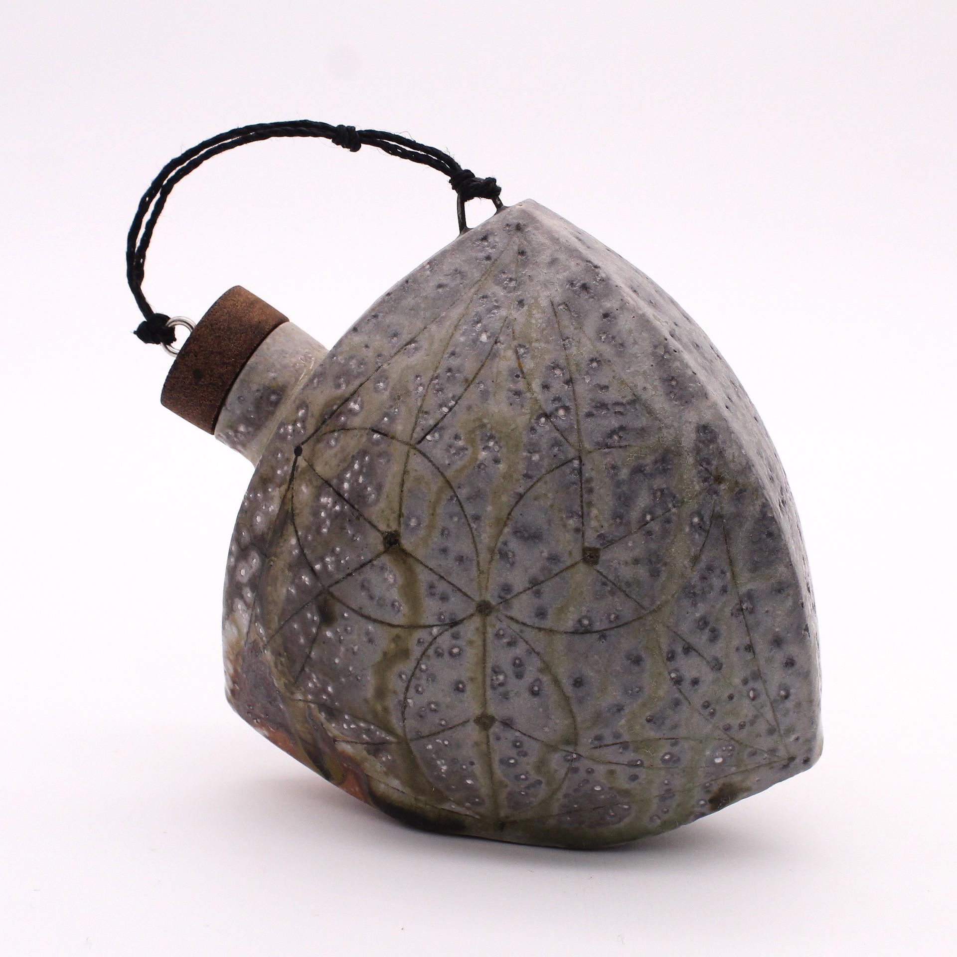 Flask by Amanda Bury