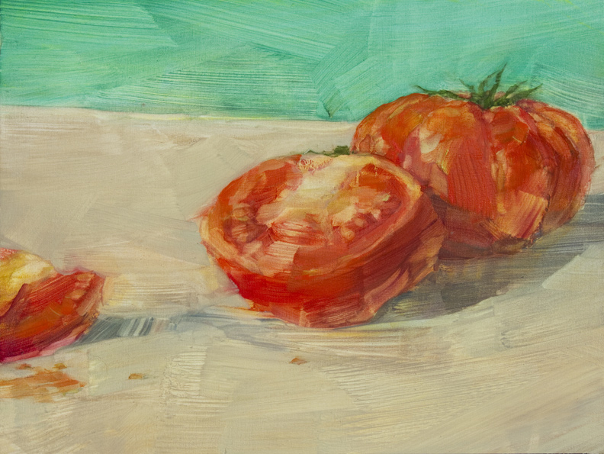 tomatoes by Angie Renfro