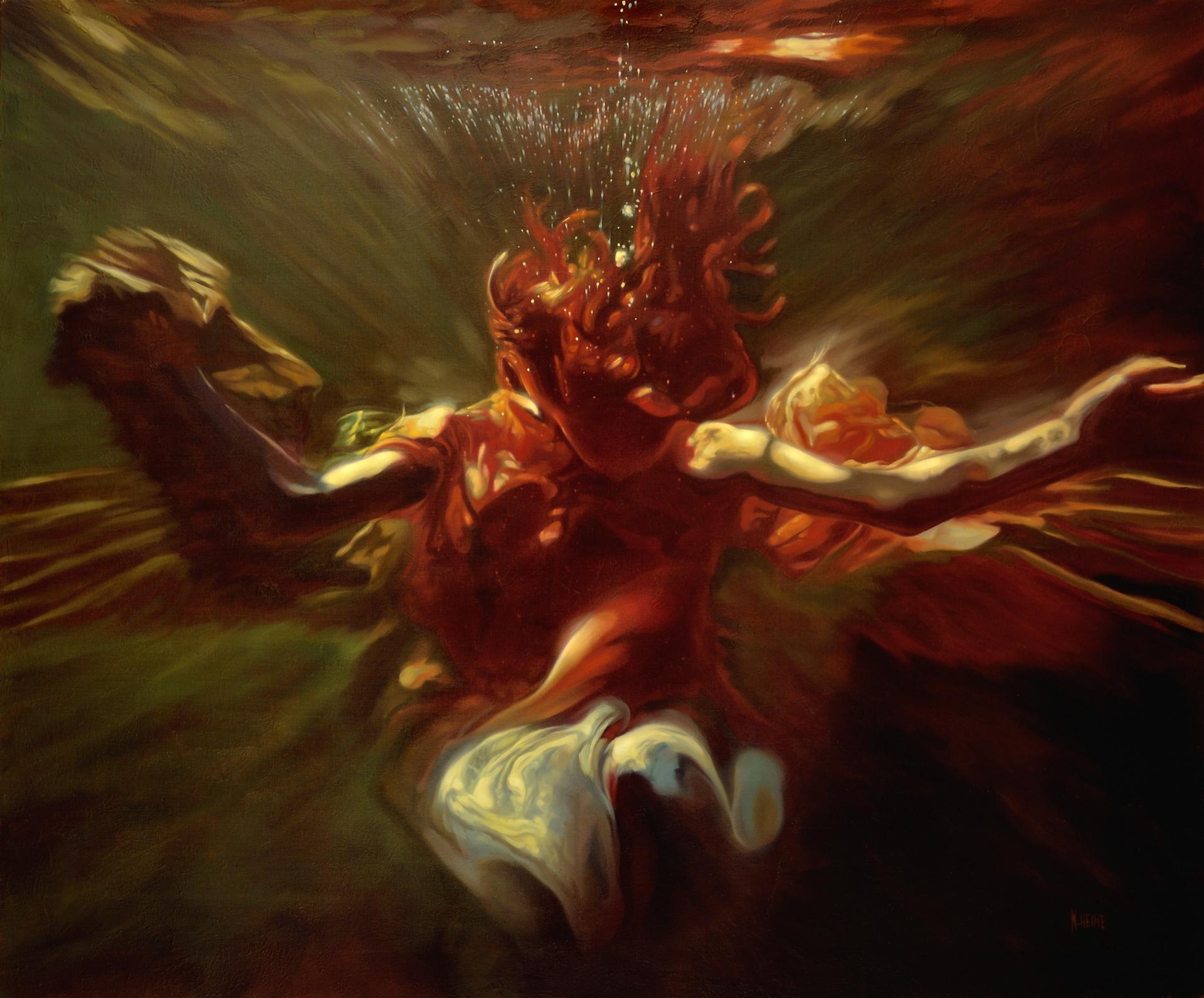 Salvation, study by Mark Heine