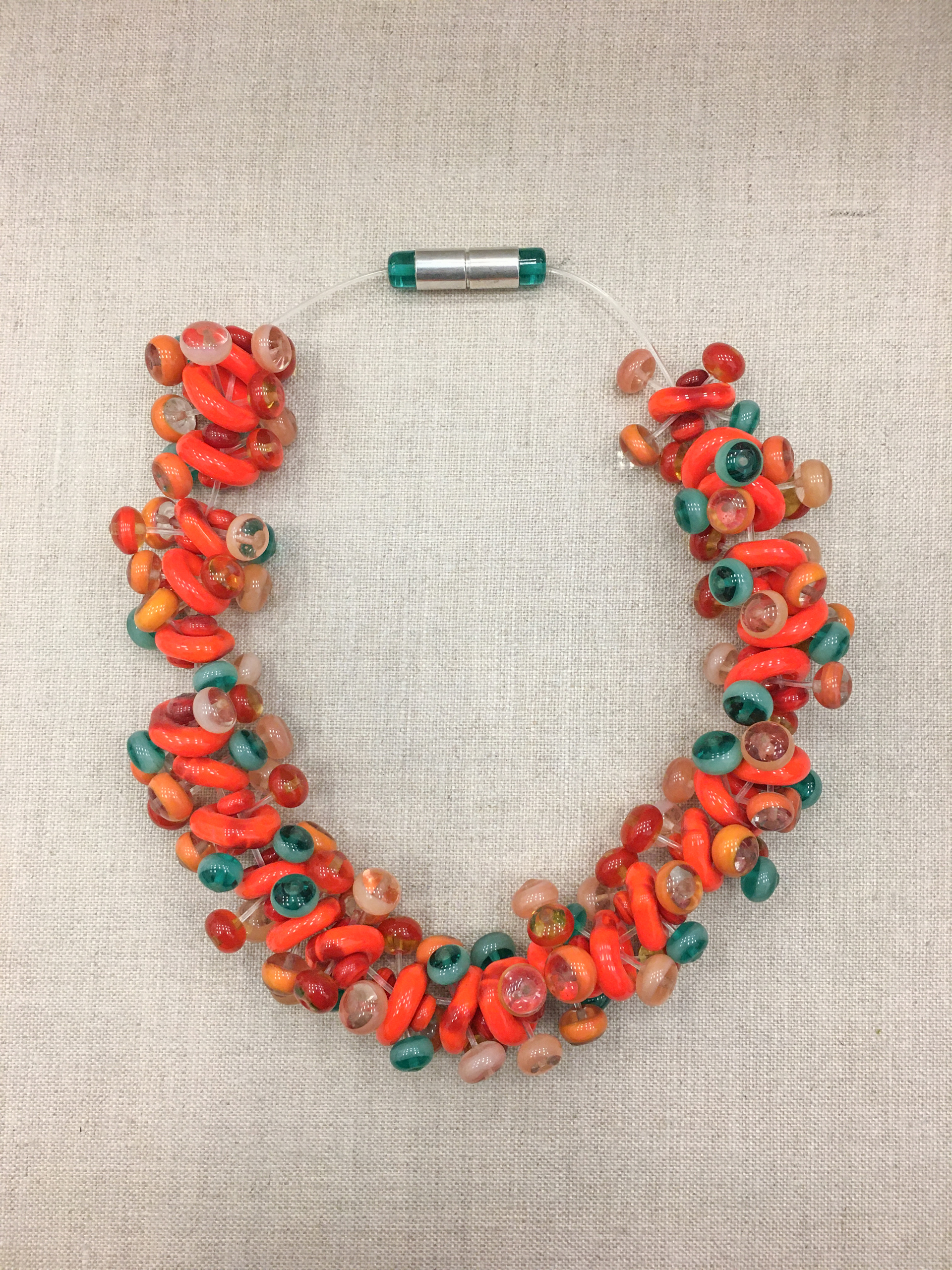 Clasp Necklace No. 2 by Jette Vogt