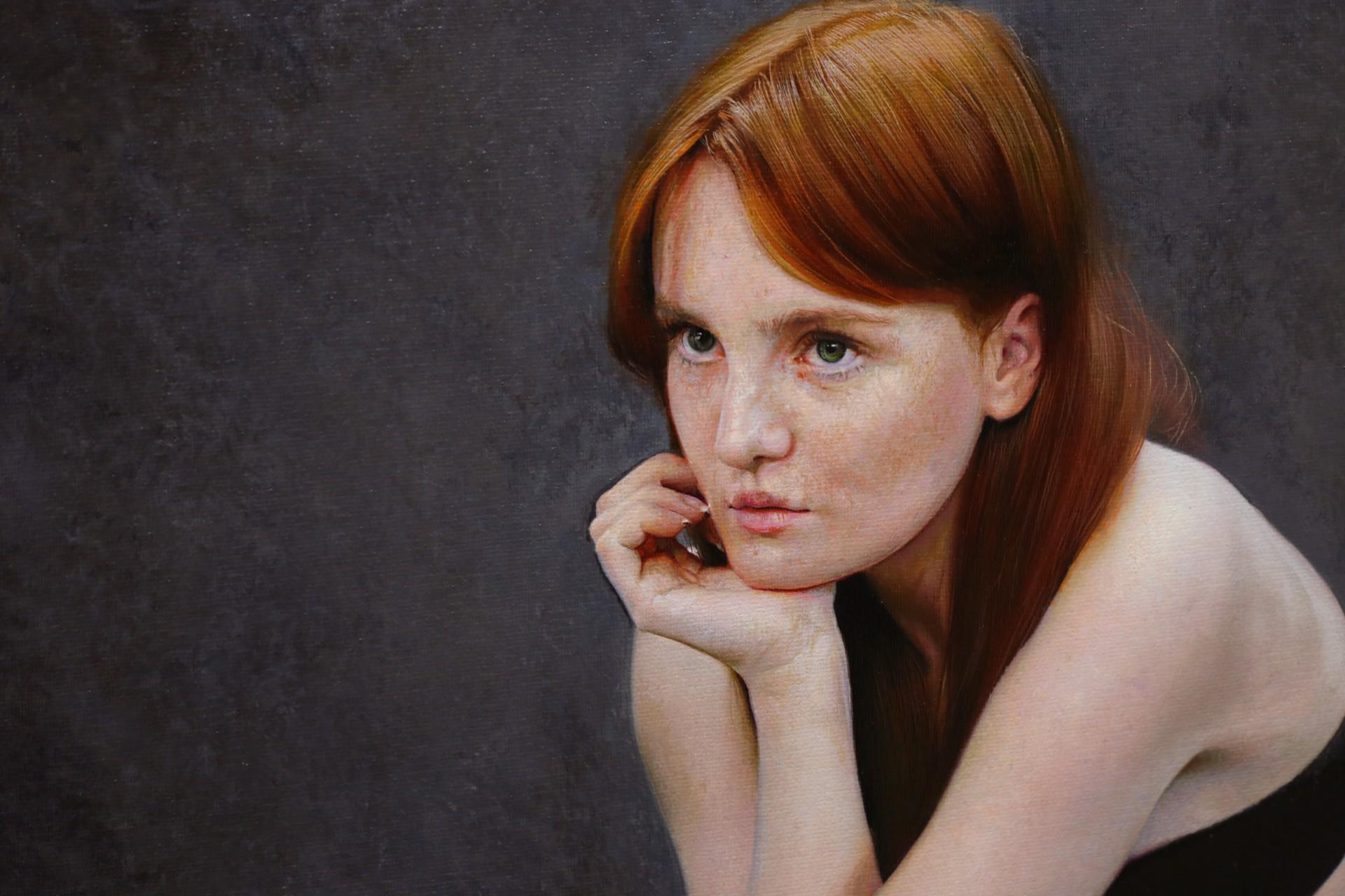 The Thinker by Anna Wypych