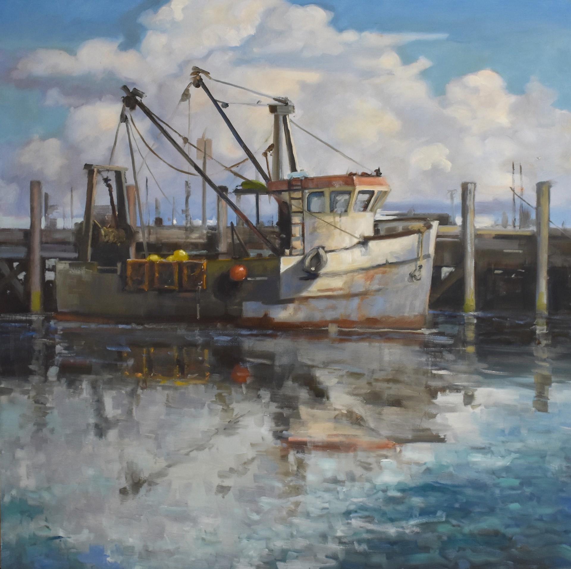 Docked by Steven Walker