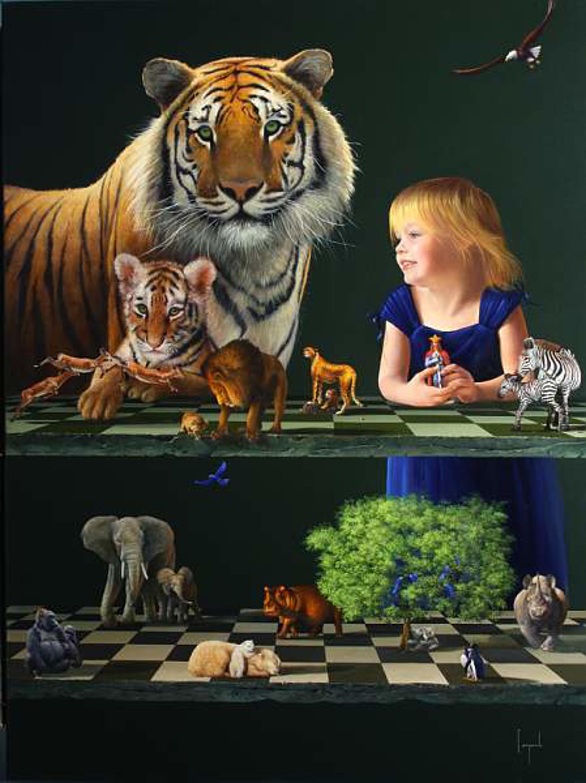 Checkmate by Dario Campanile