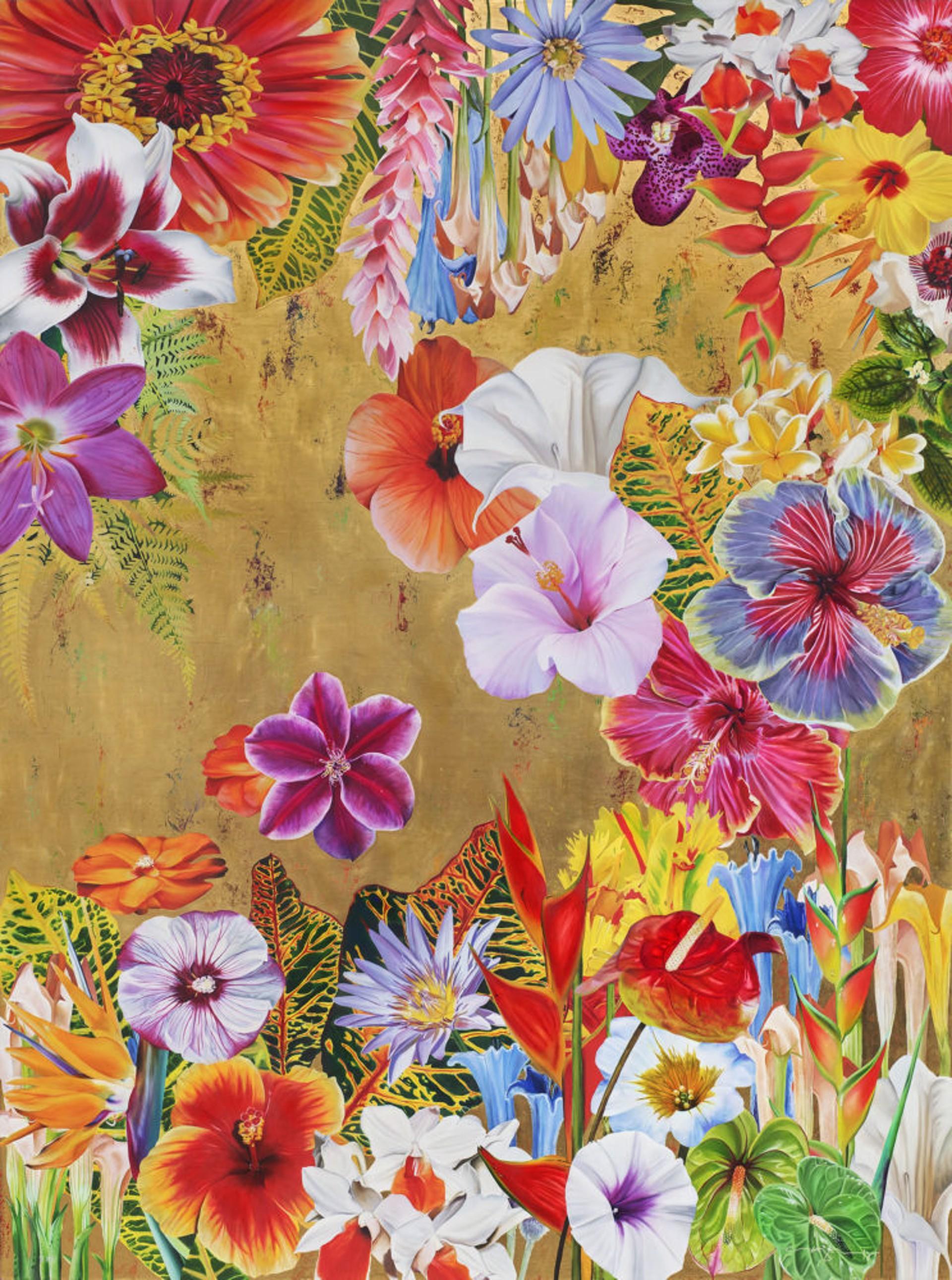 Gild the Lily II by Carlos Rolón