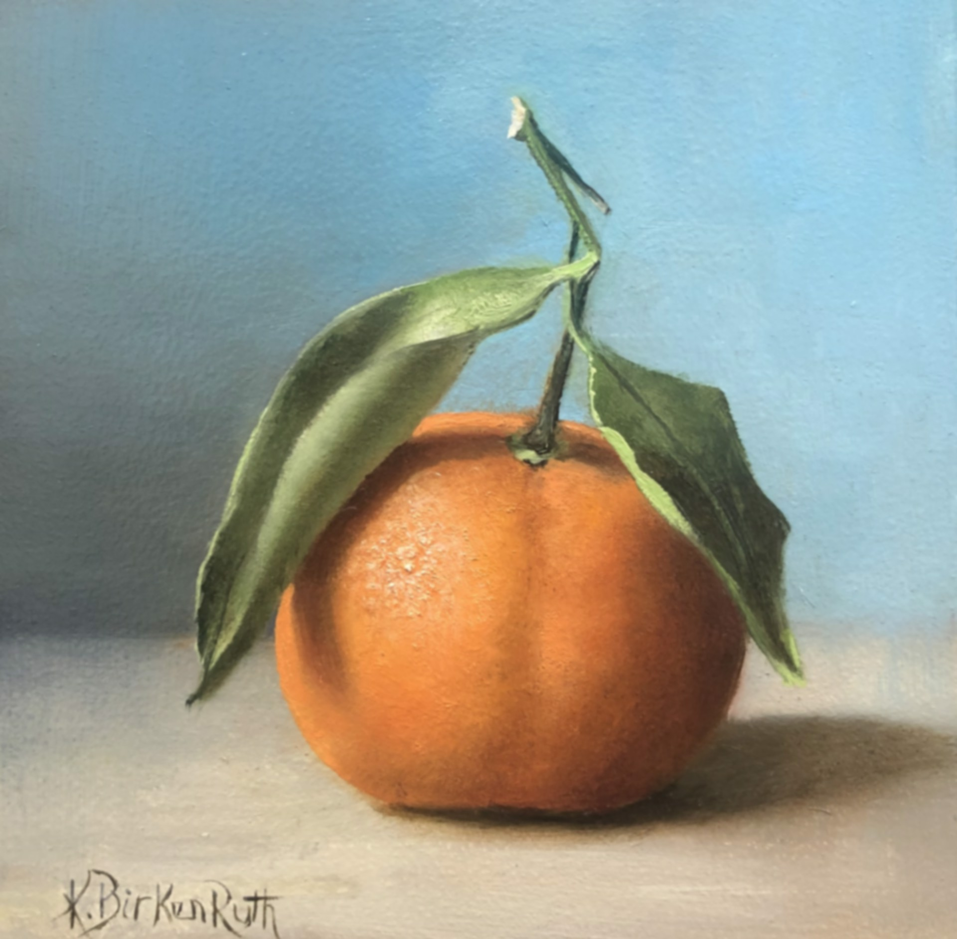 Clementine I by Kelly Birkenruth