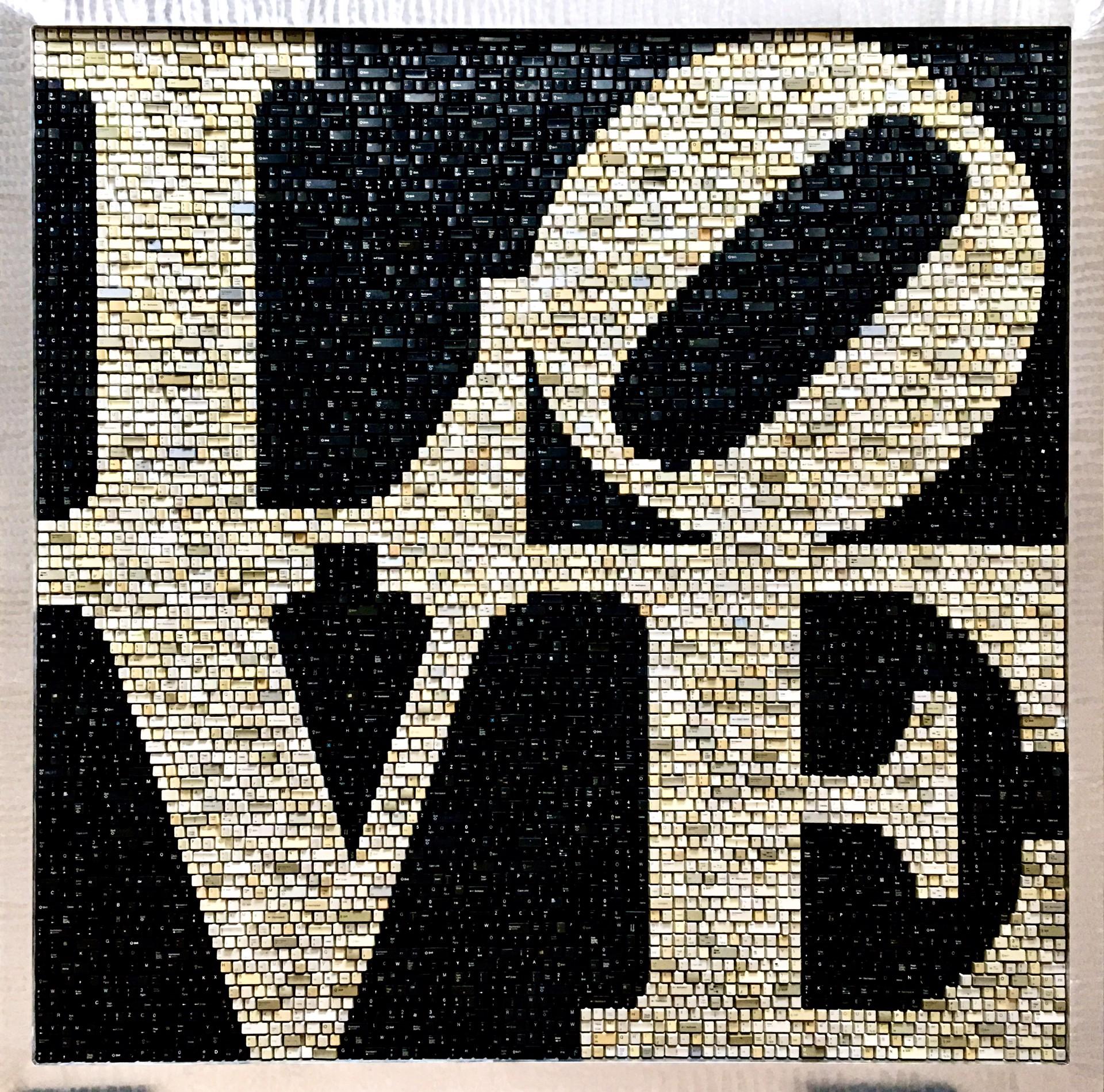 LOVE by Doug Powell