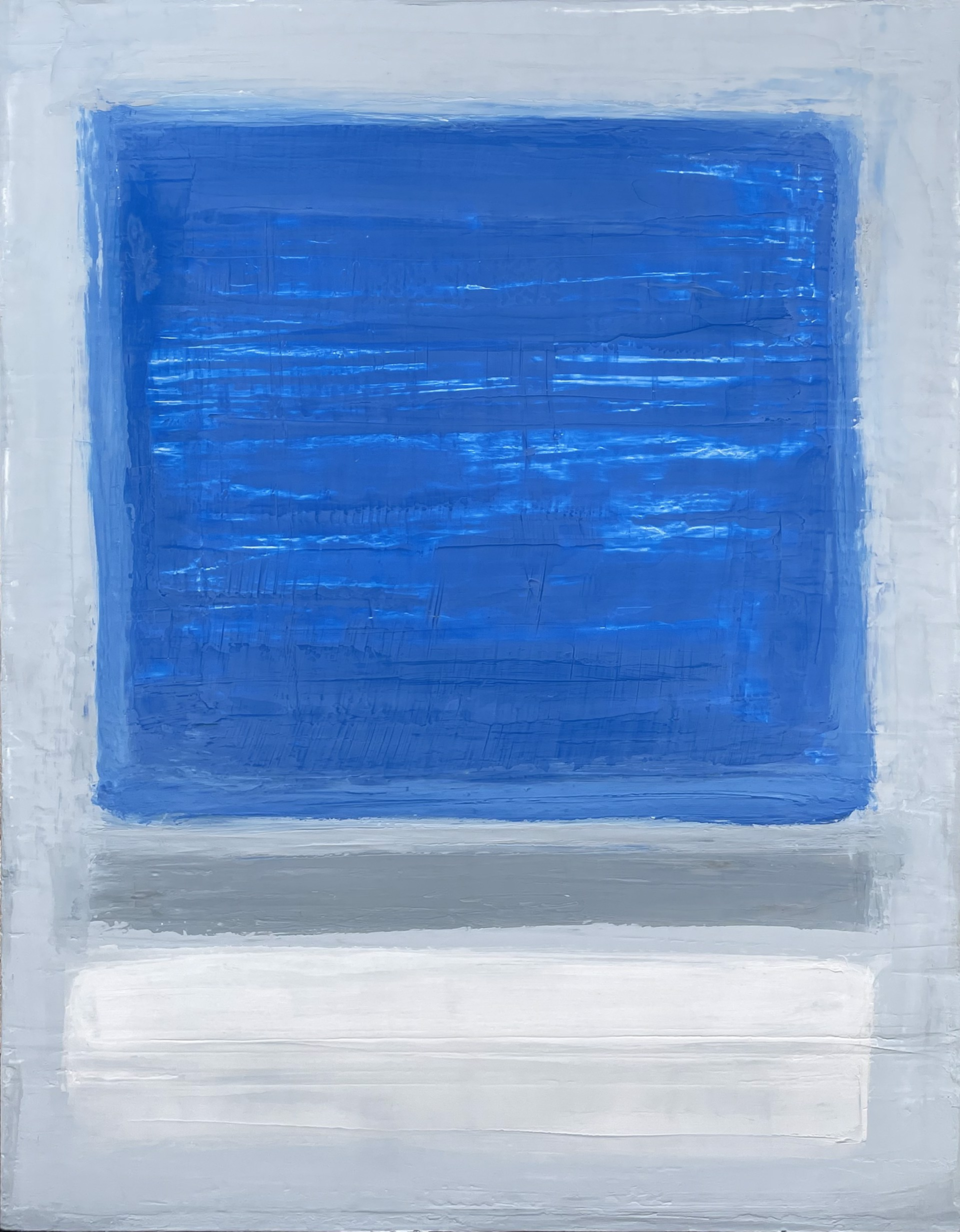 Rothko Blue by Stephanie Paige