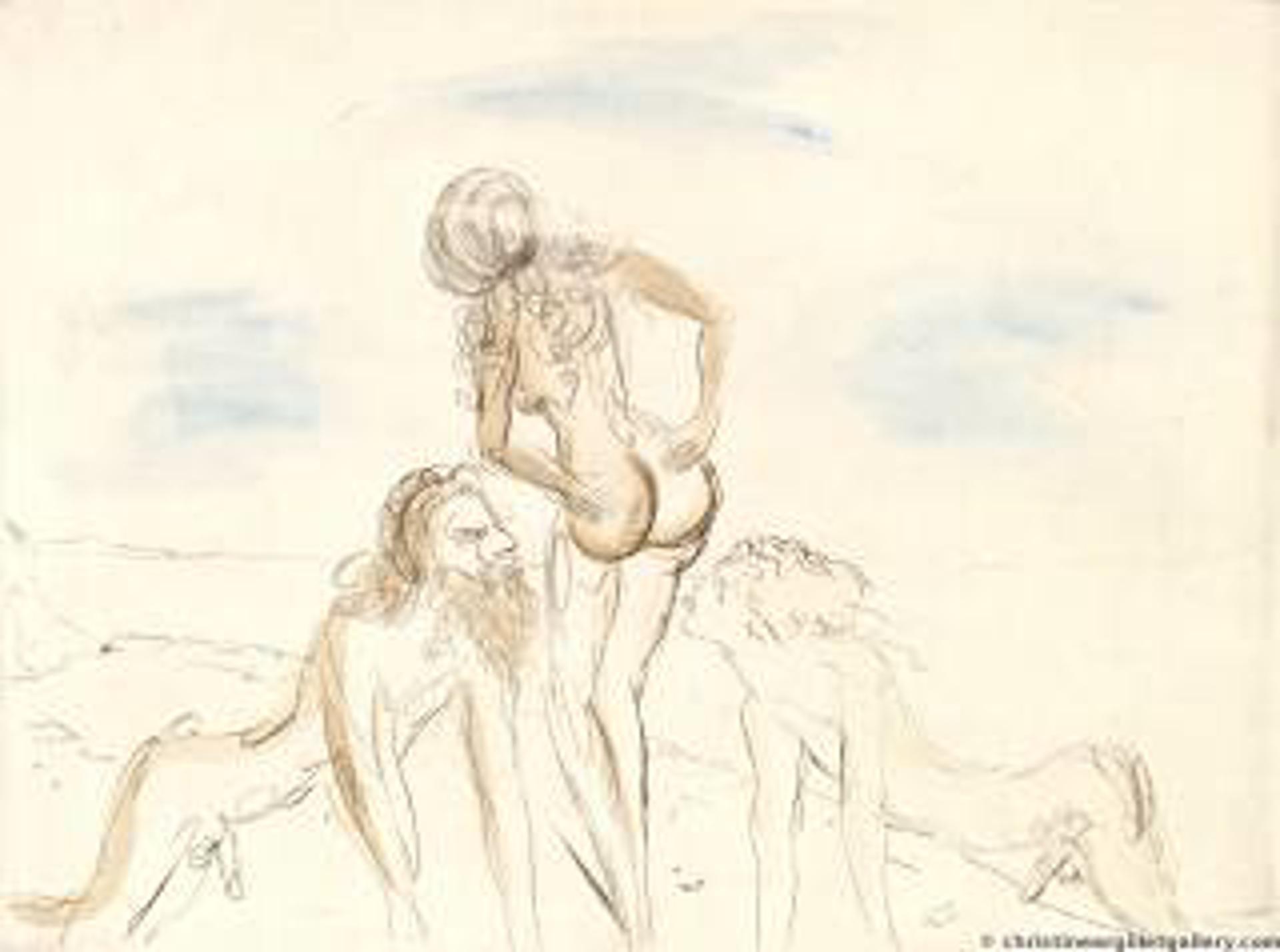 Circe by Salvador Dali