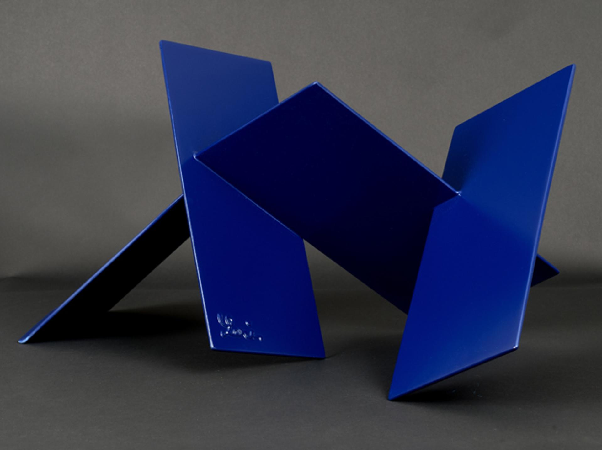 Blue by Dennis Leri
