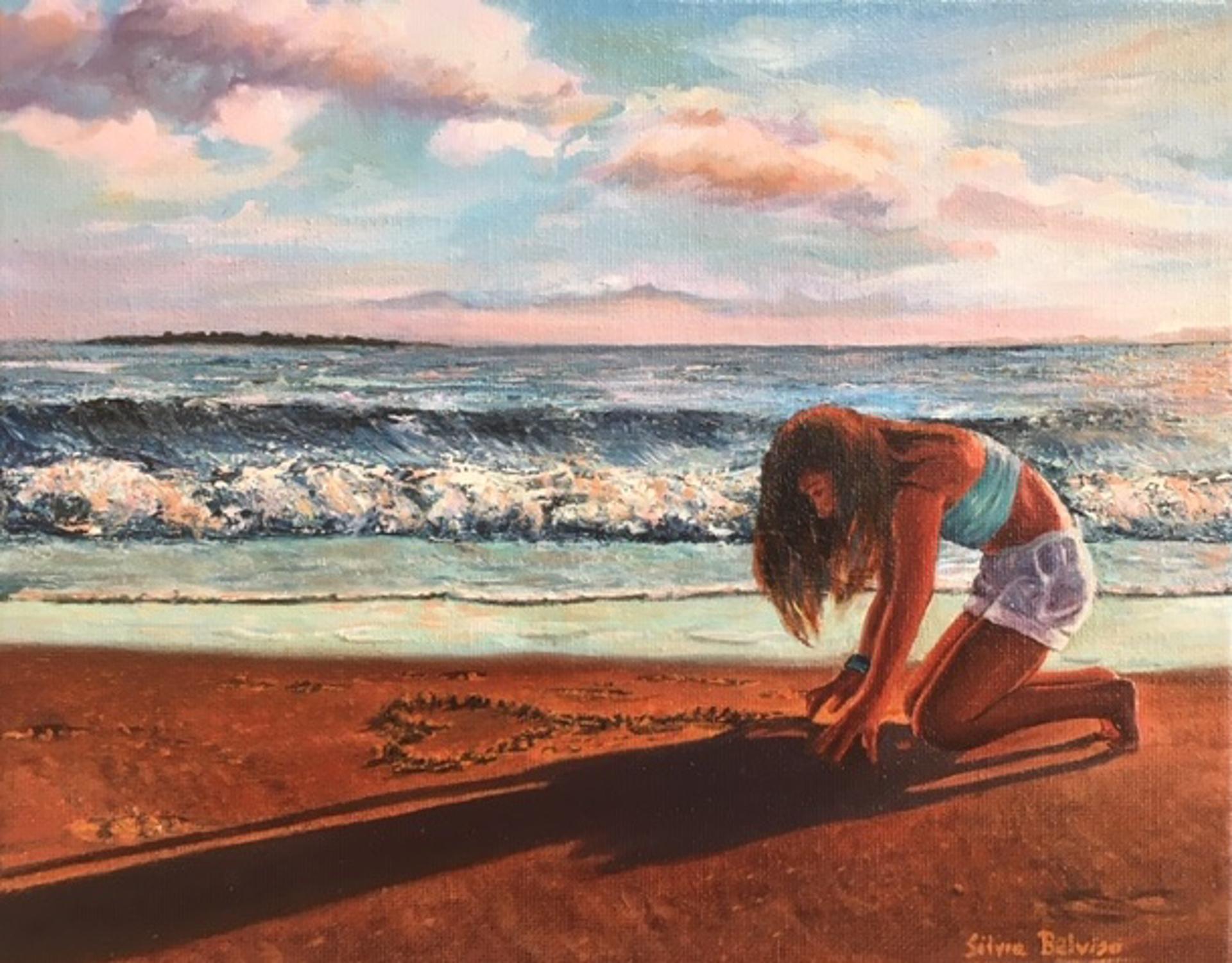 Heart of Summer by Silvia Belviso