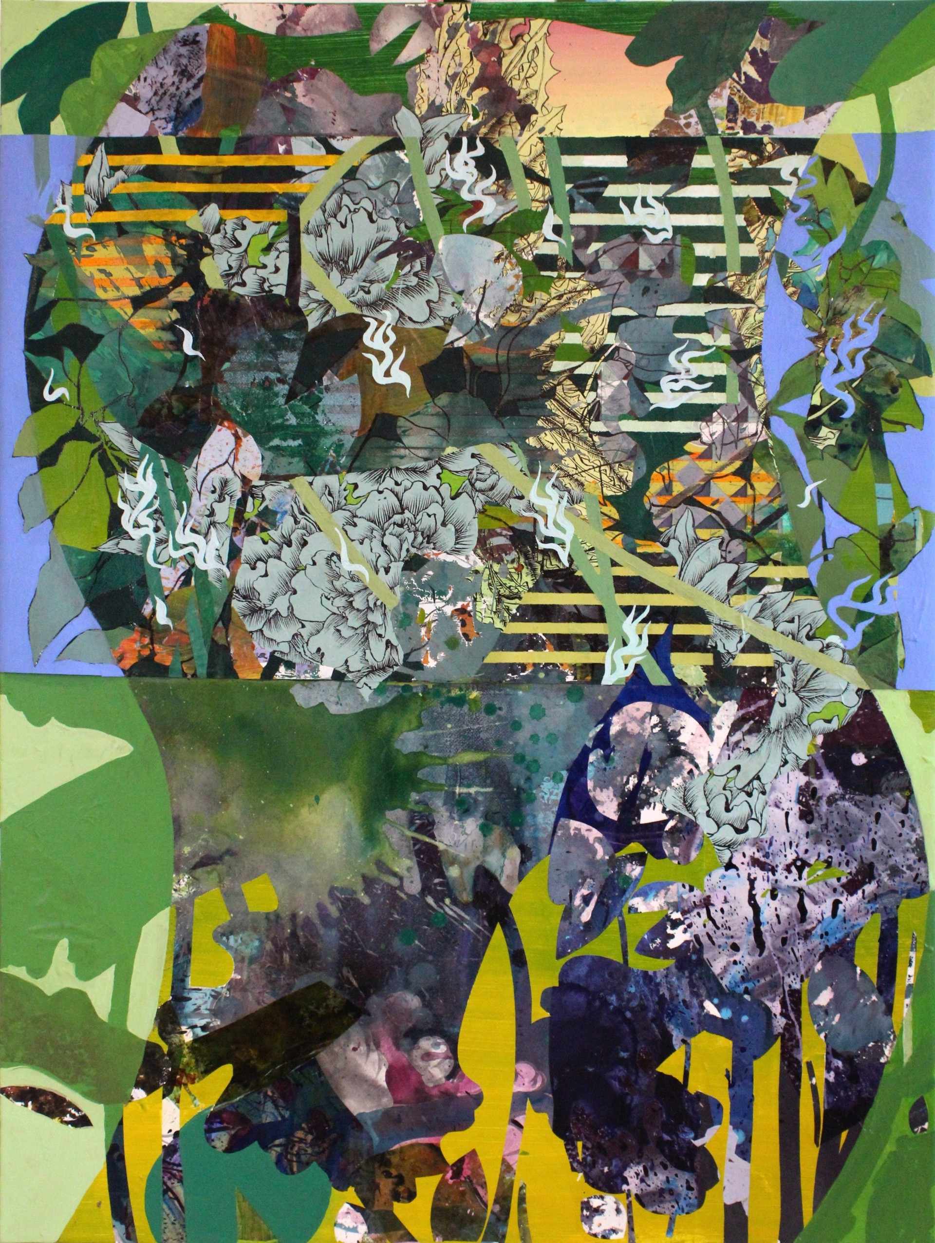 Leaves into Fish by Katherine Tzu Lan Mann