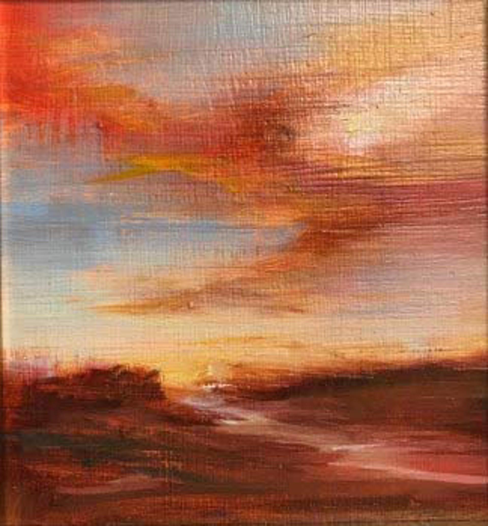 Mini Autumn Sky by Cheryl Kline