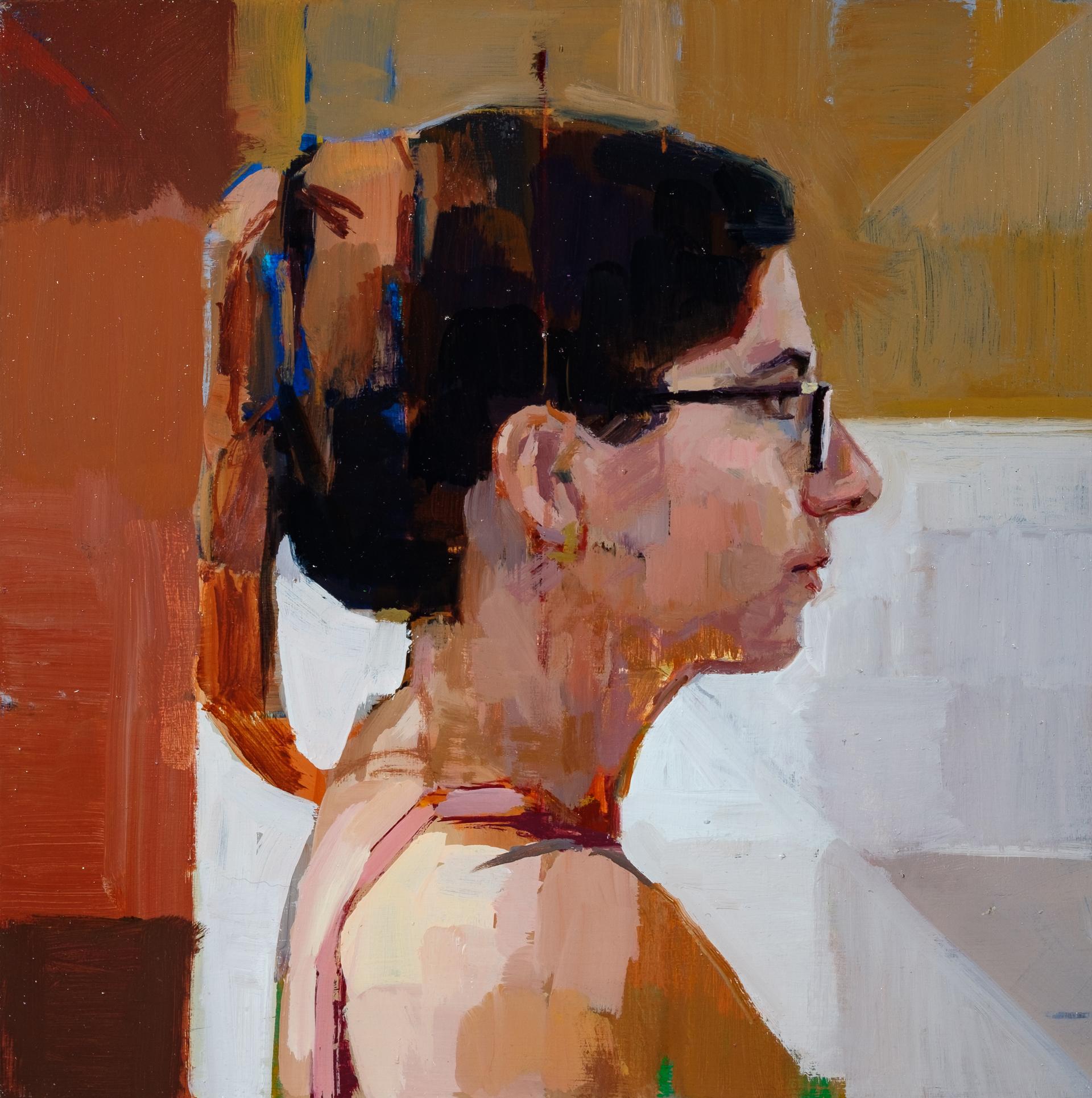 Side Profile 2 by Hiroshi Sato