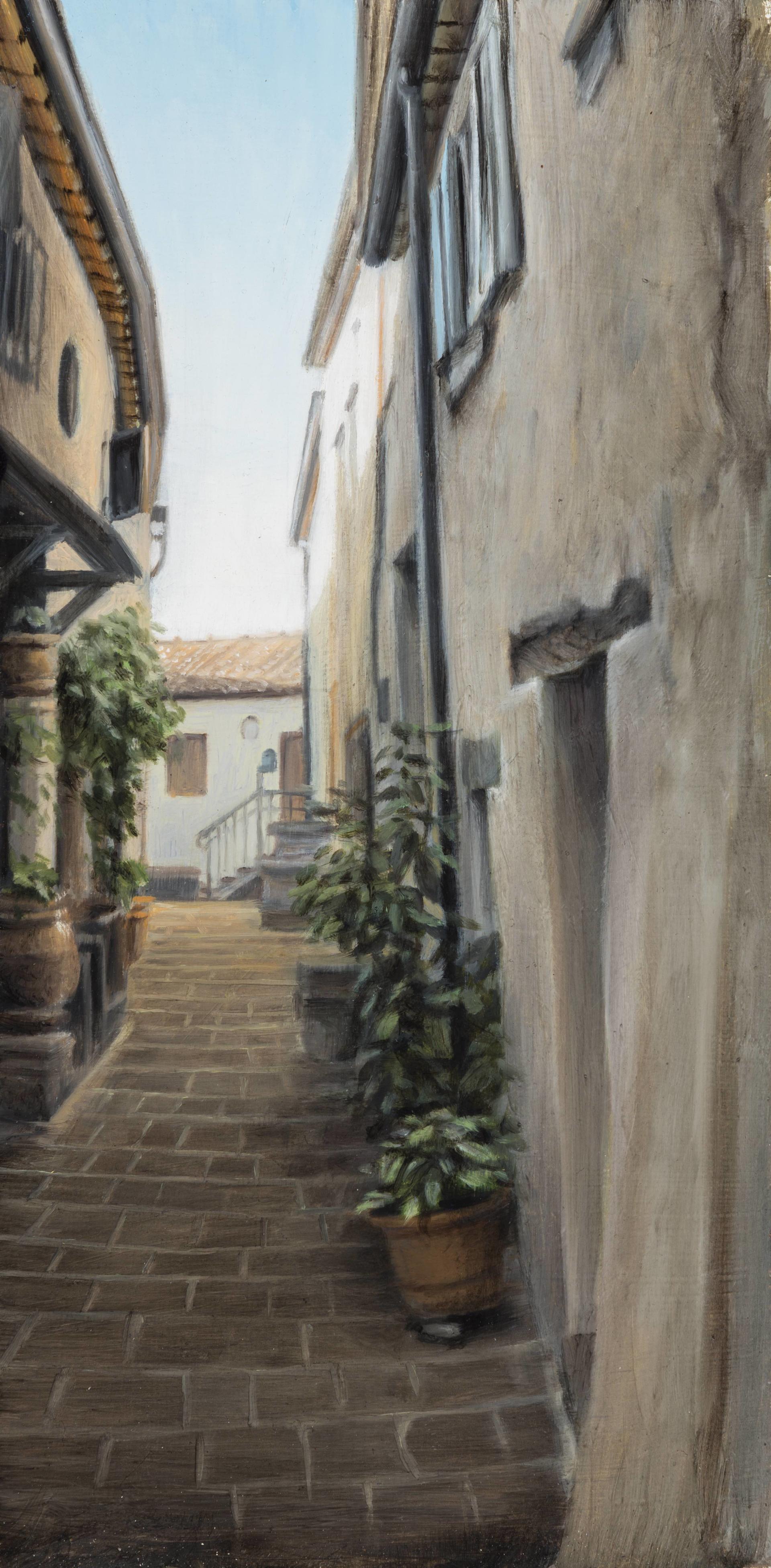 Alley III by Gregory Block