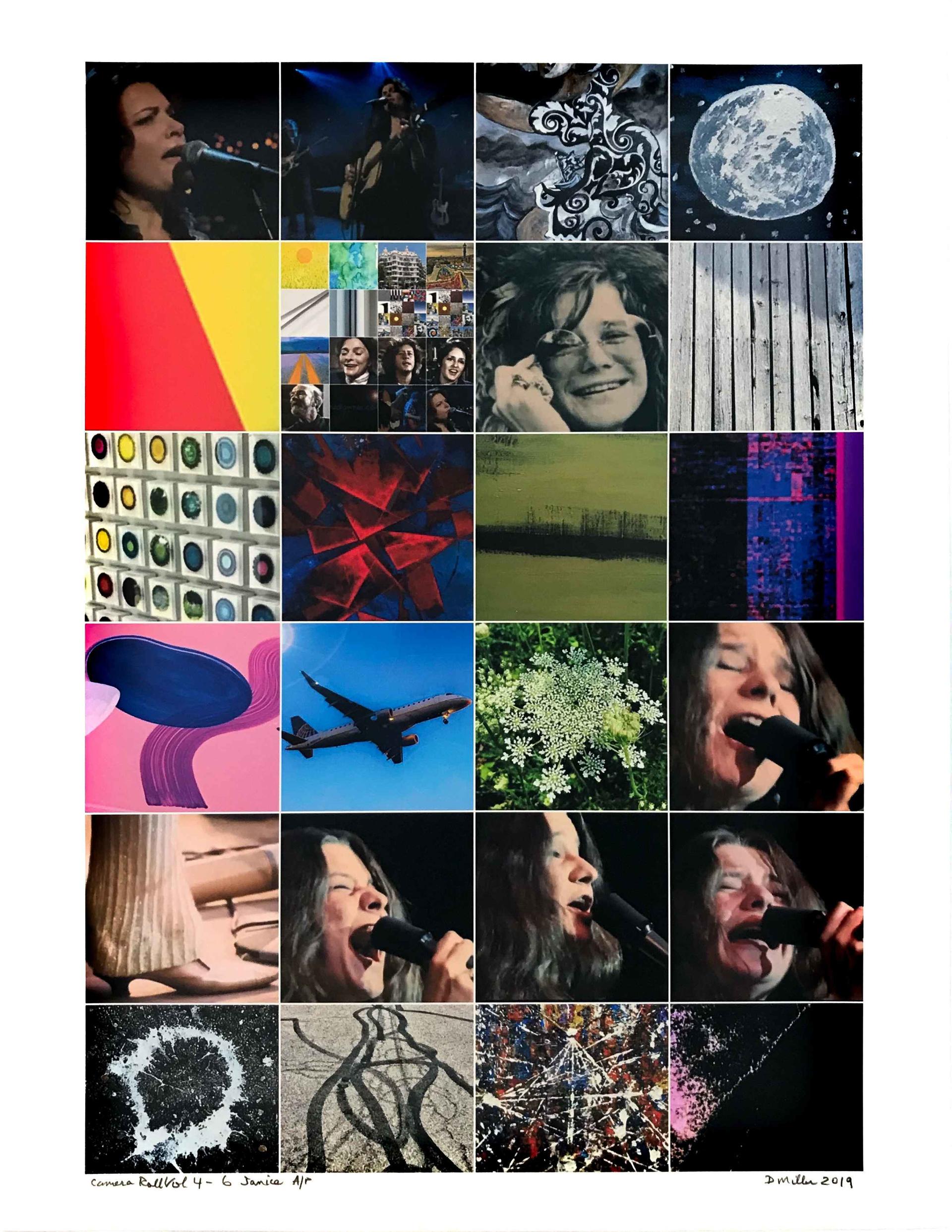 Camera Roll Vol 4-6 Janice by David Miller