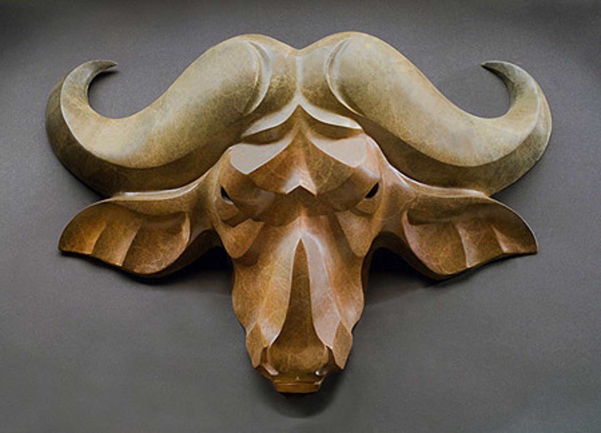 Cape Buffalo Mask by Rosetta