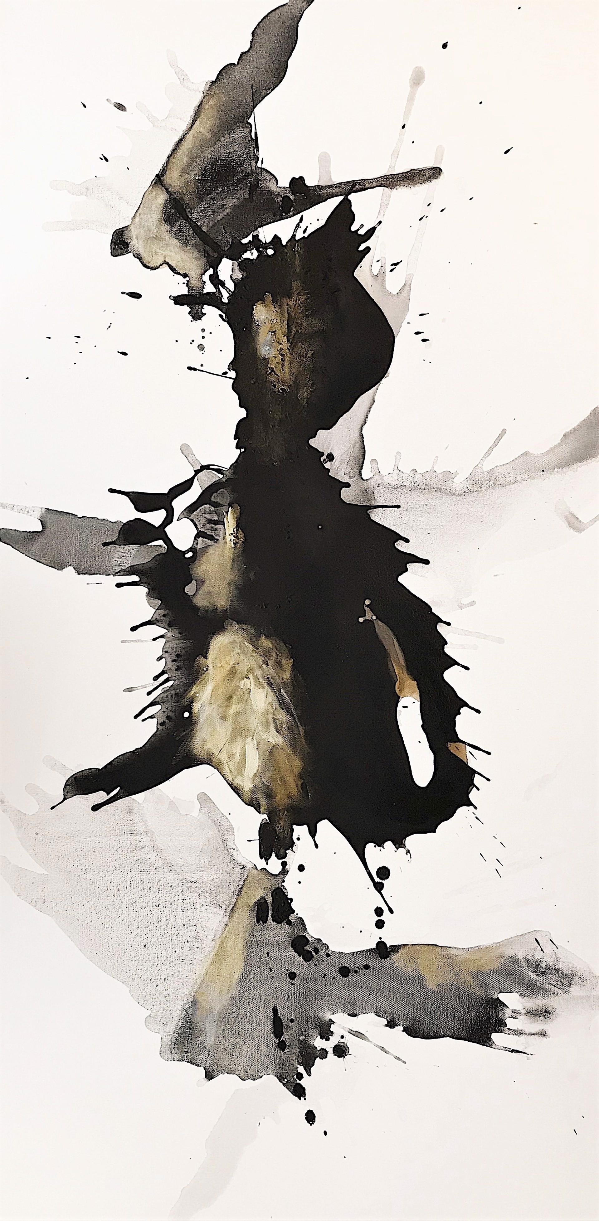 Tortoise I by Leslie Poteet Busker