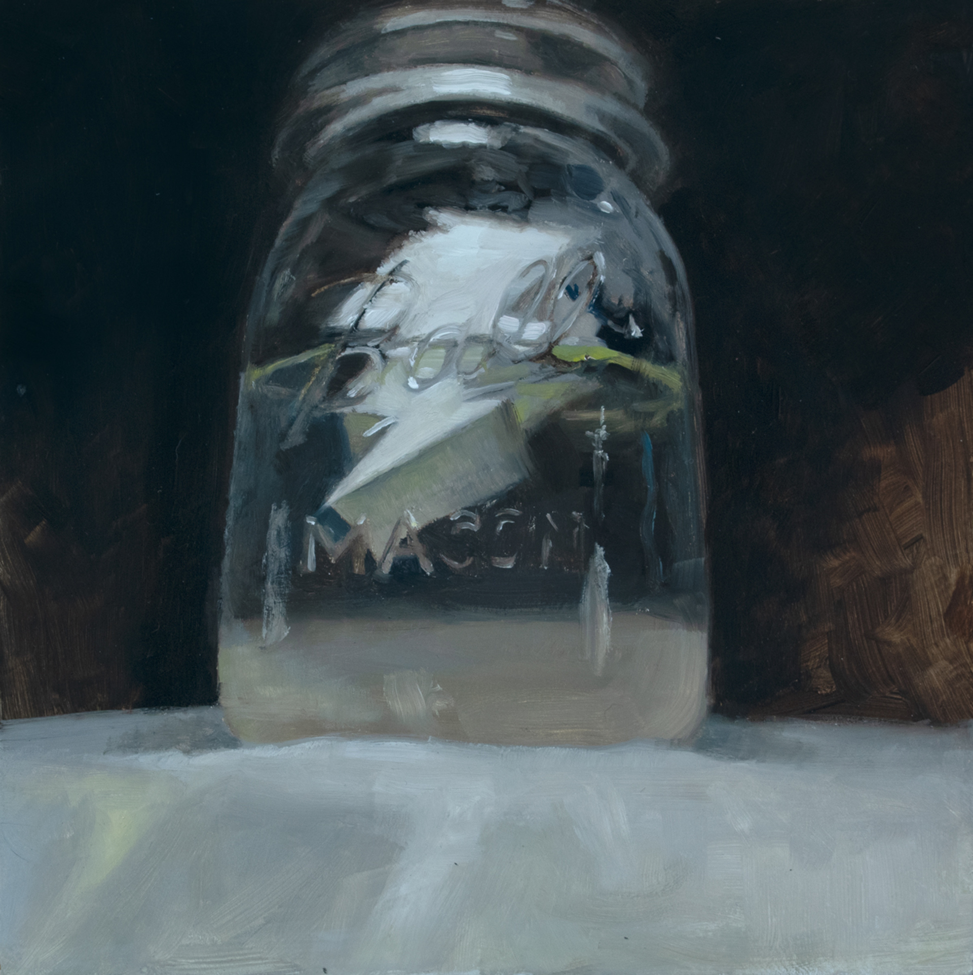 White Lightning by Steven Walker