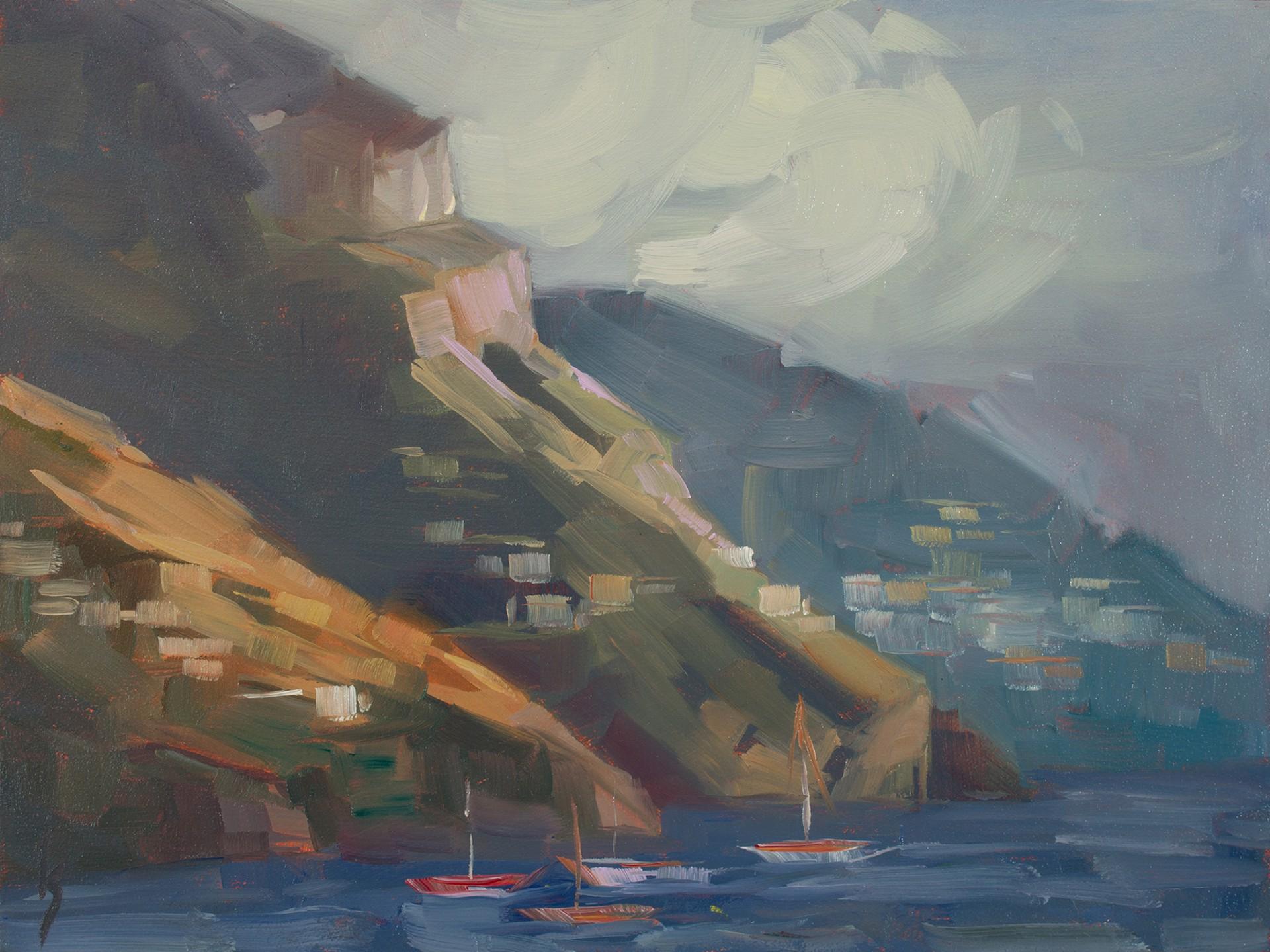 Amalfi Coast by Kirsten Savage