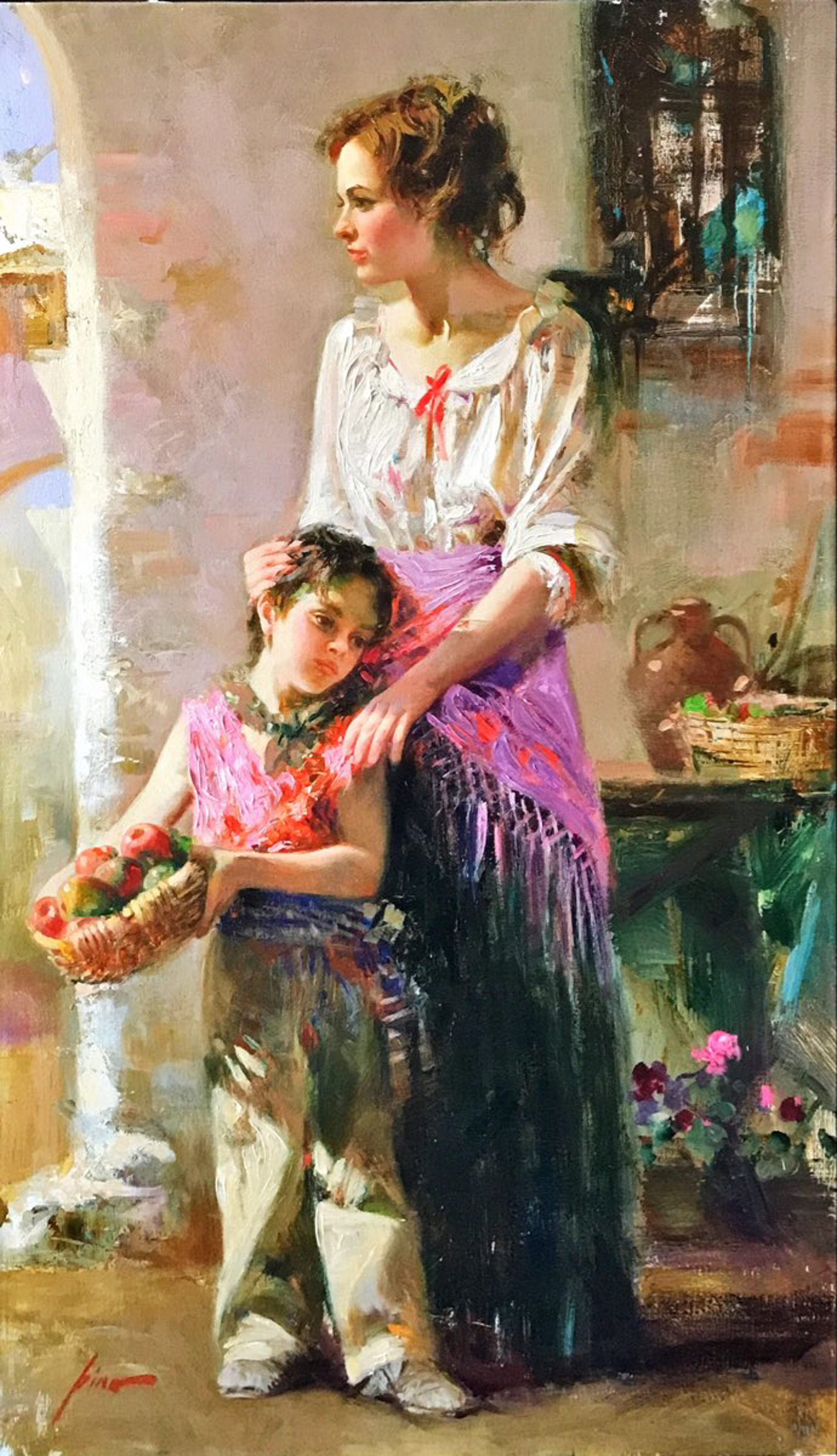 Country Life by Pino