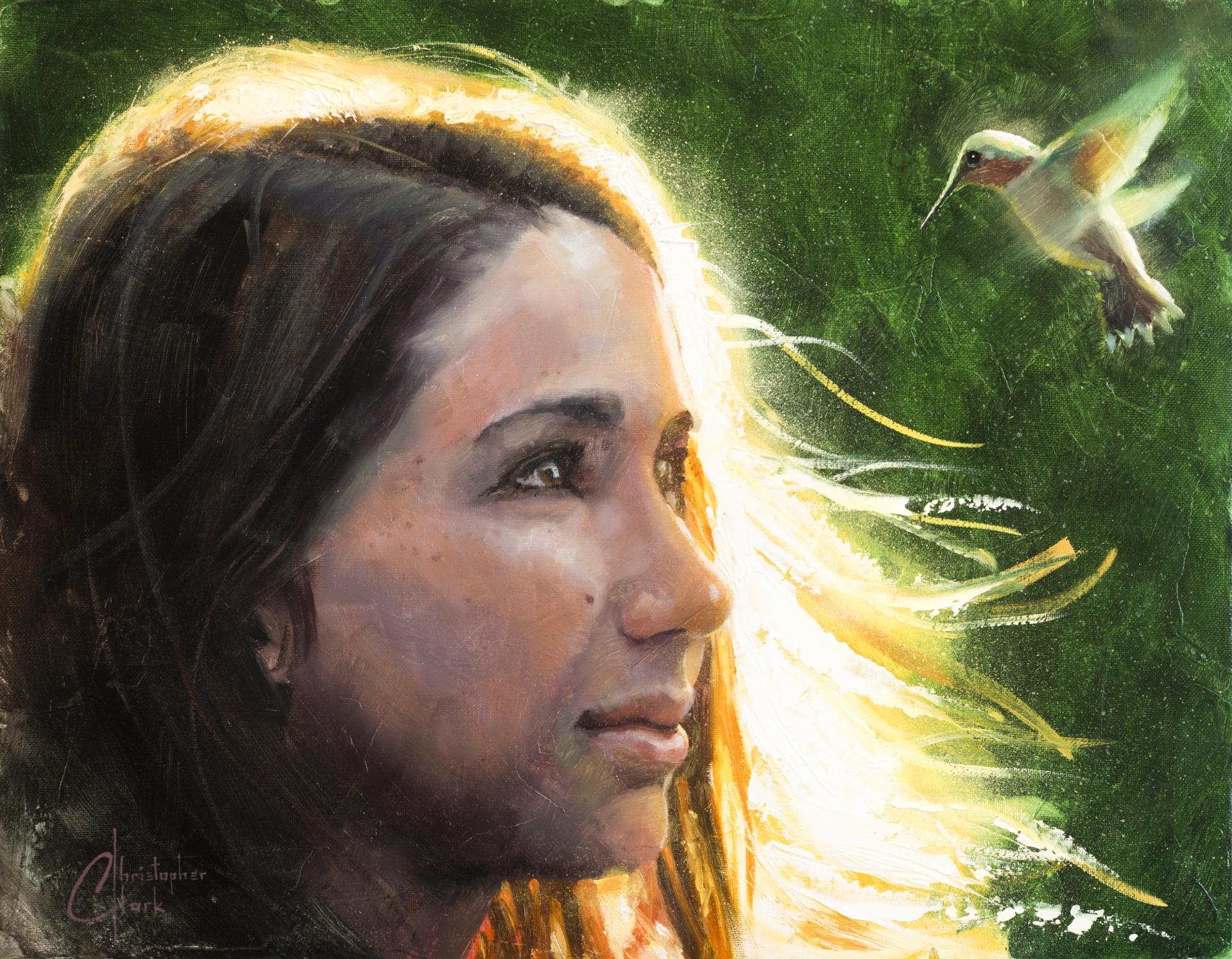 Bird Watching by Christopher Clark