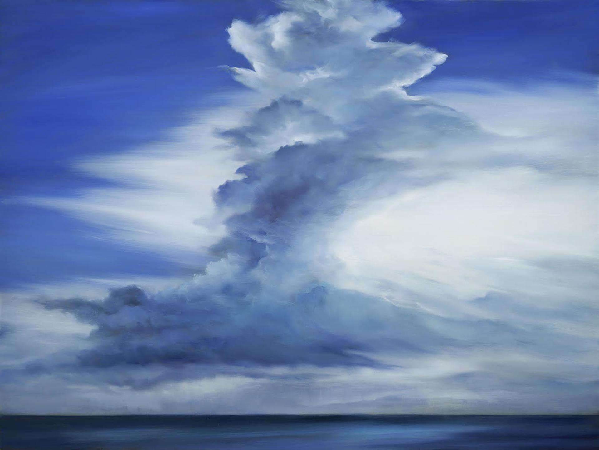 Symphony in Blue by Cheryl Kline