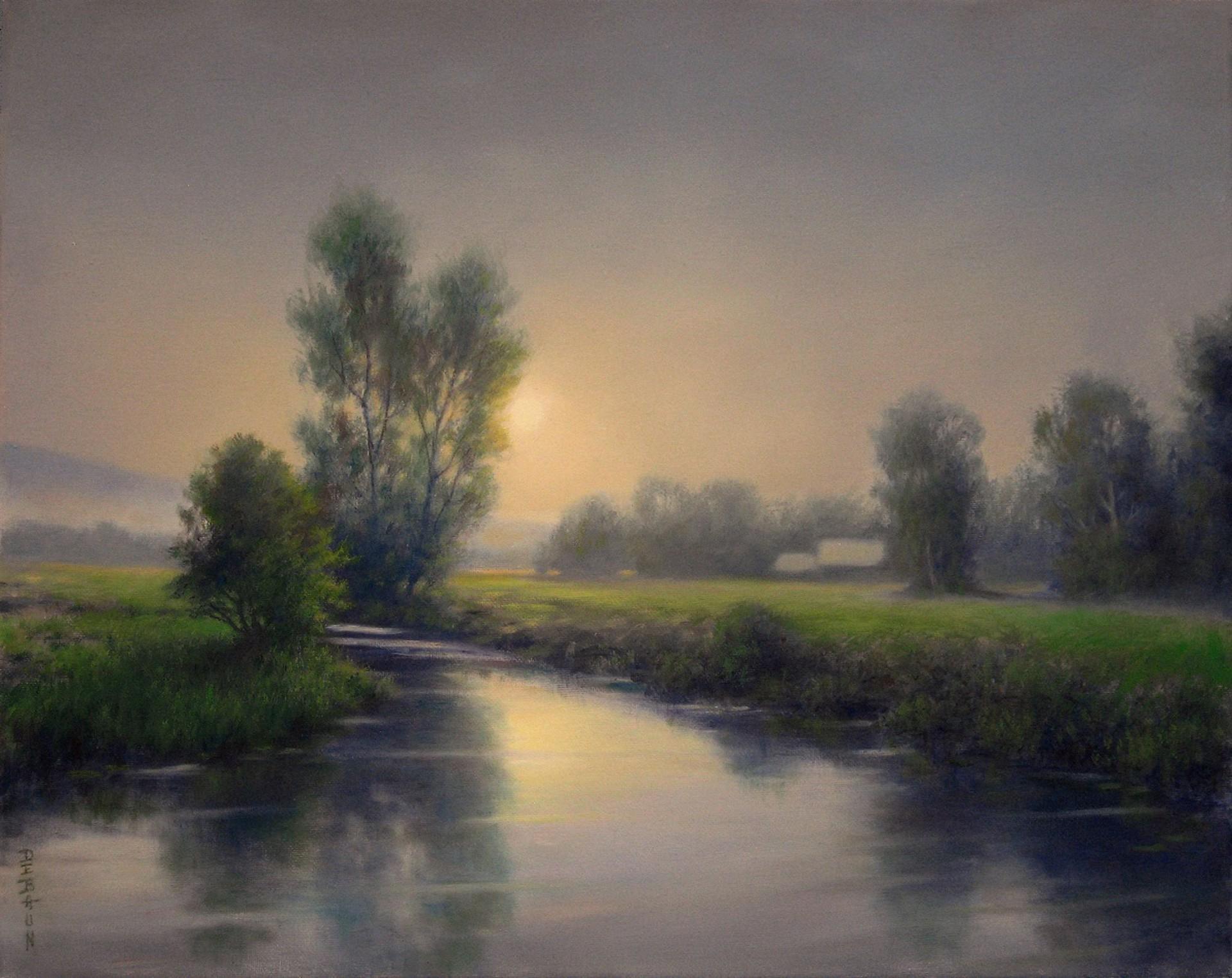 Serene Morning by Barry DeBaun