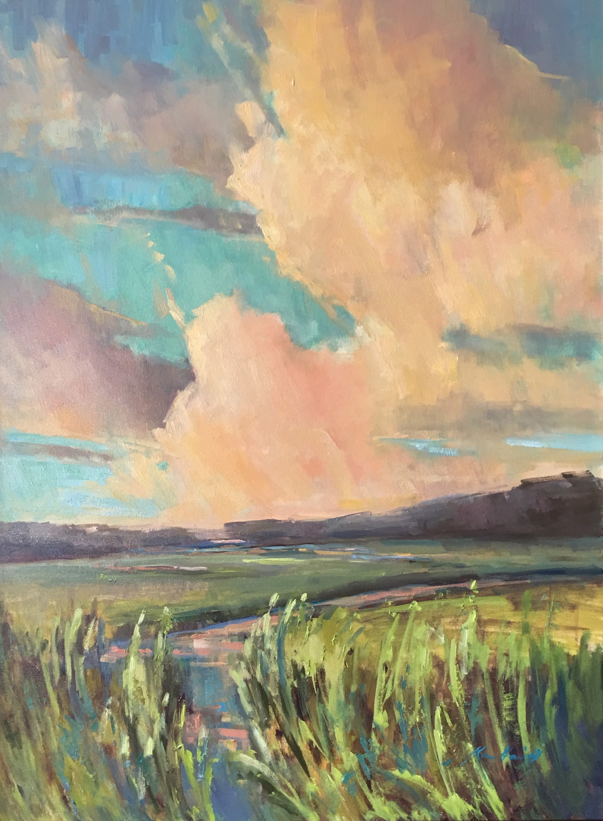 Lowcountry Dream by Karen Hewitt Hagan