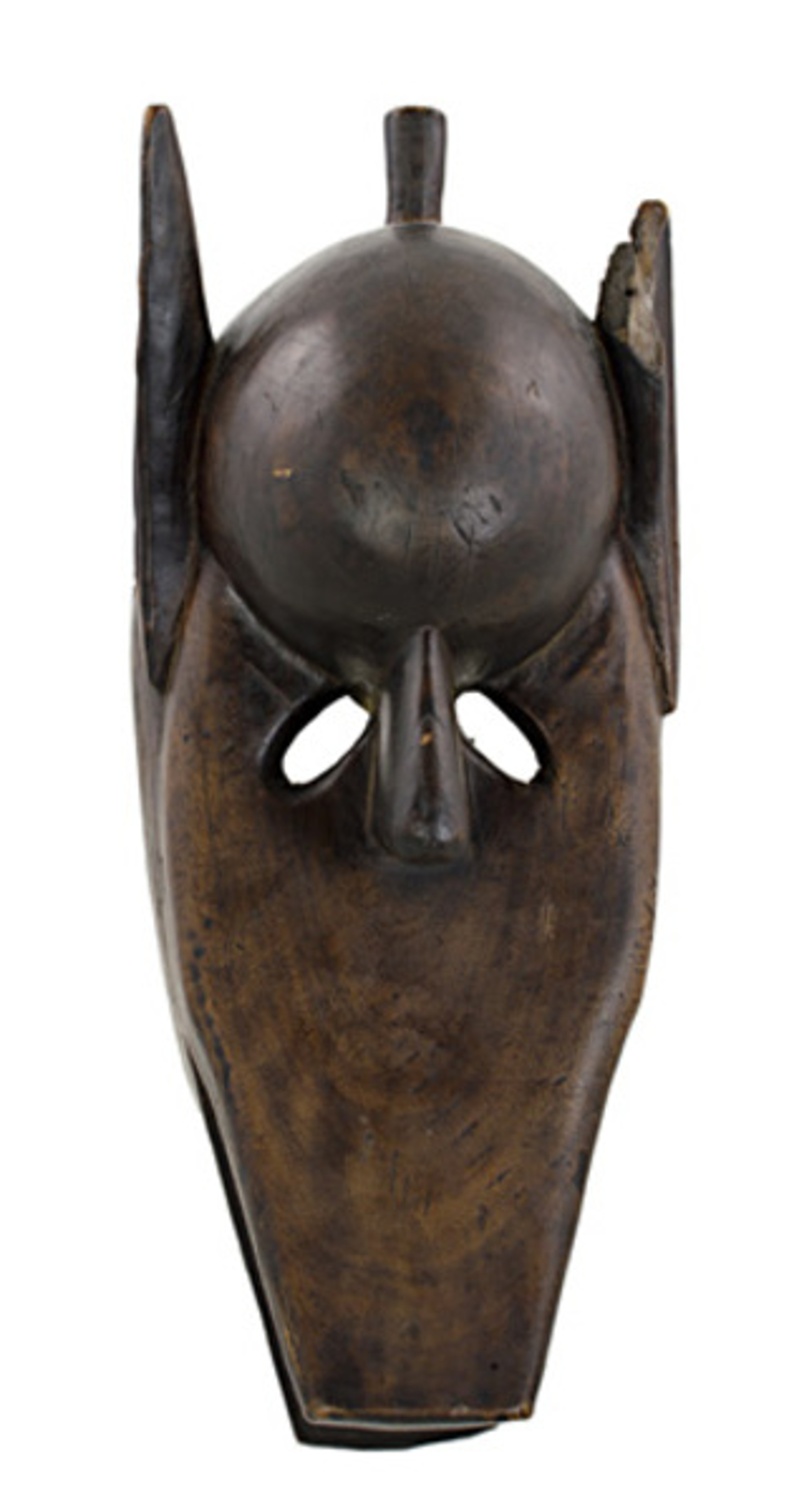Bambara Mask of Dance by African