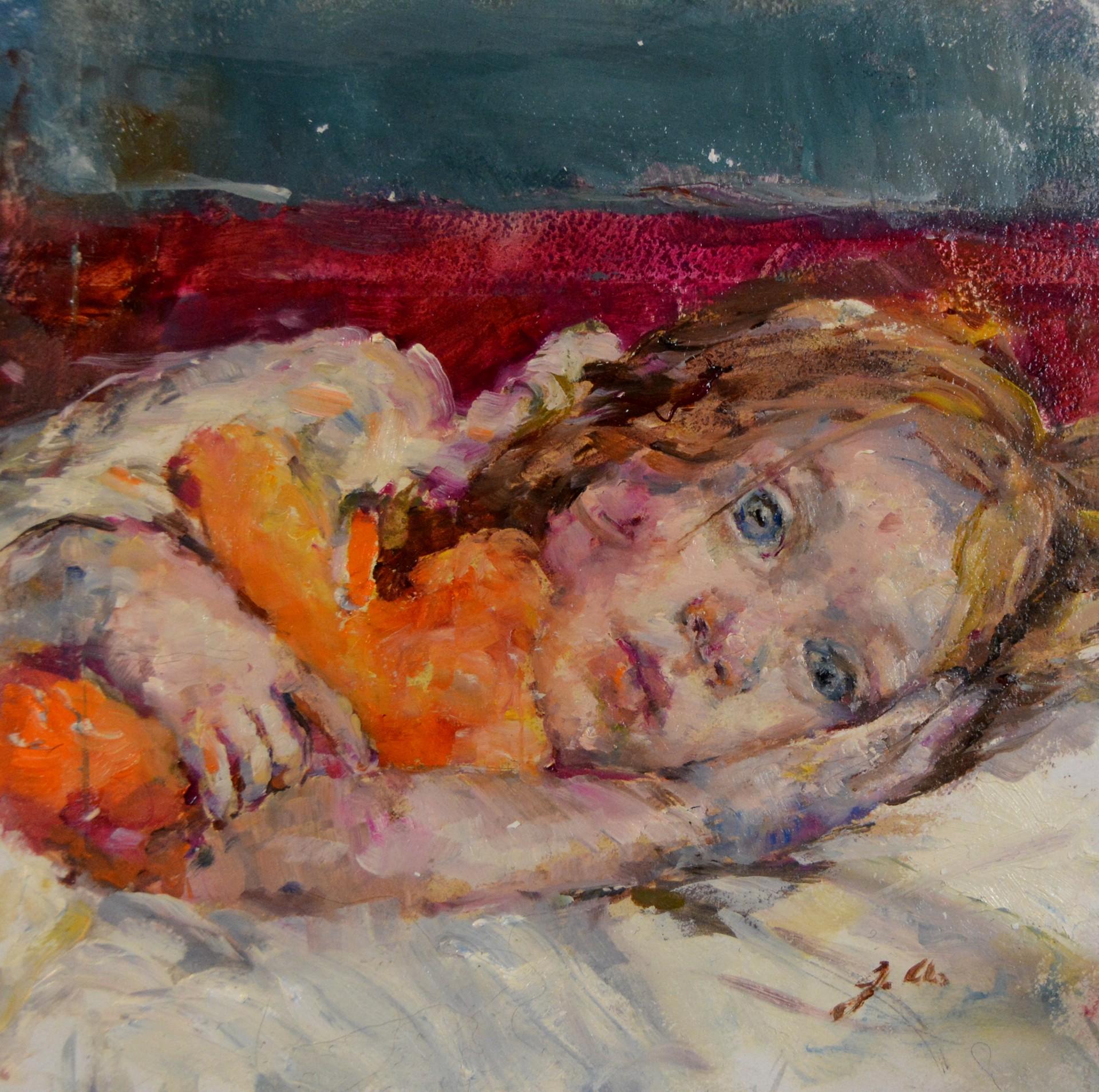 Cradle Song by Jaclyn Alderete