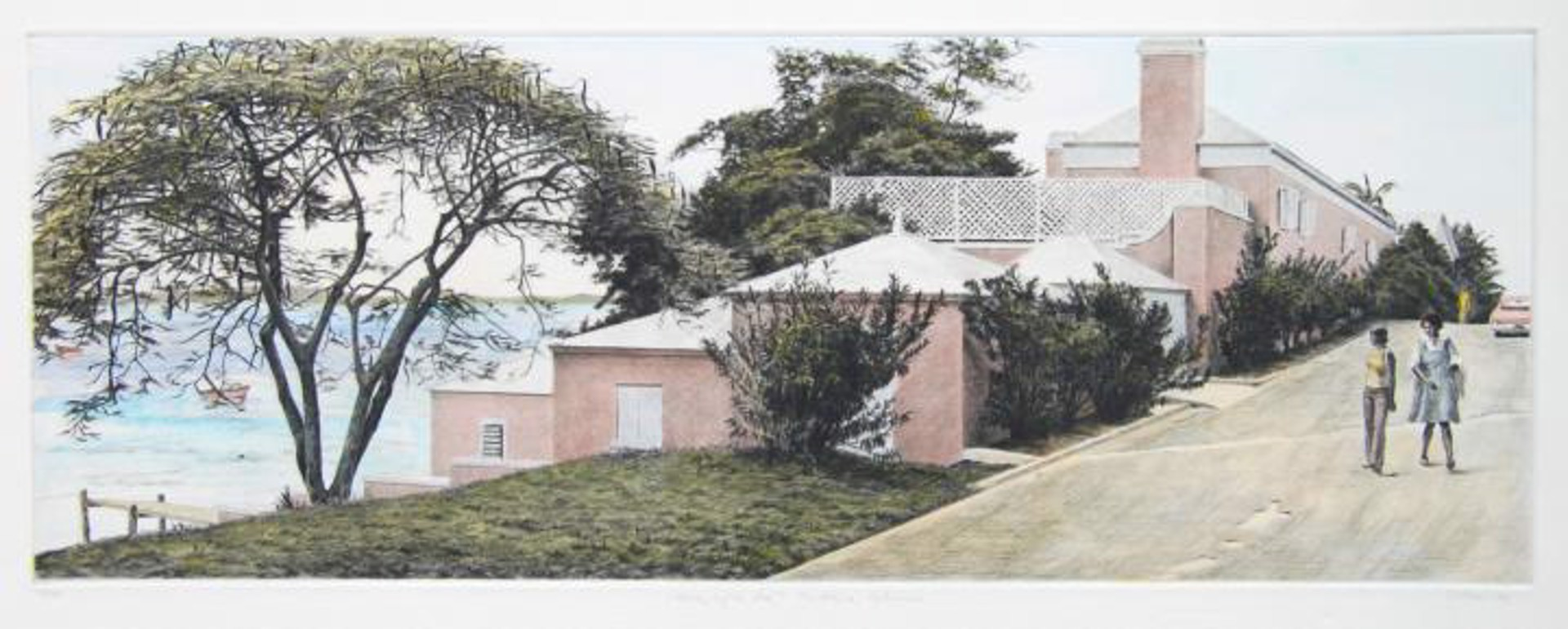 """House by the Sea"" Eleuthera, Bahamas by Altoon Sultan"
